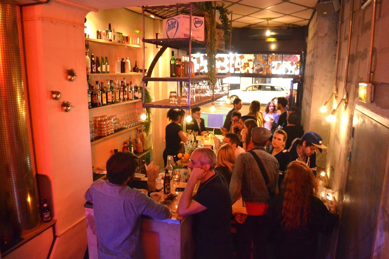 Le Mary Celeste Restaurant Paris