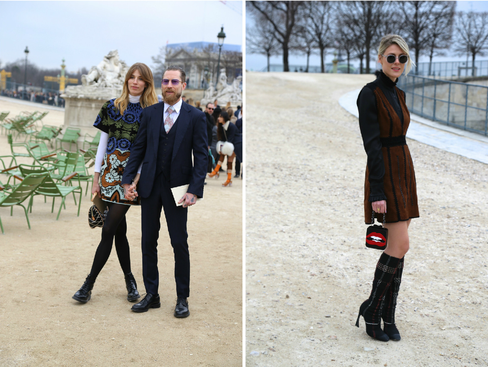 Fabulous Street Style Tips From This Springs Paris Fashion Week