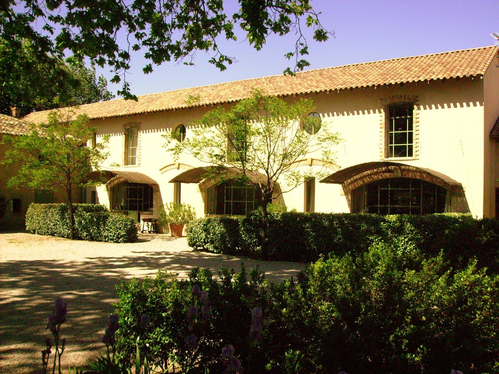 A Provencale Villa and Vineyard