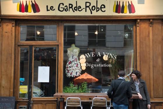 Natural Wine Bars in Paris