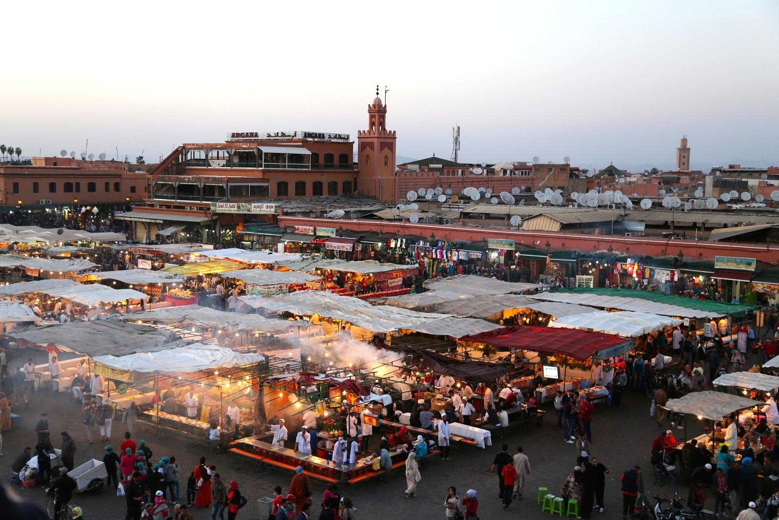 Weekend Trips from Paris: 48 Hours in Marrakech
