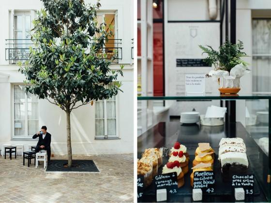 Paris' New Concept Cafés Combine Artisan Coffee with Boutiques