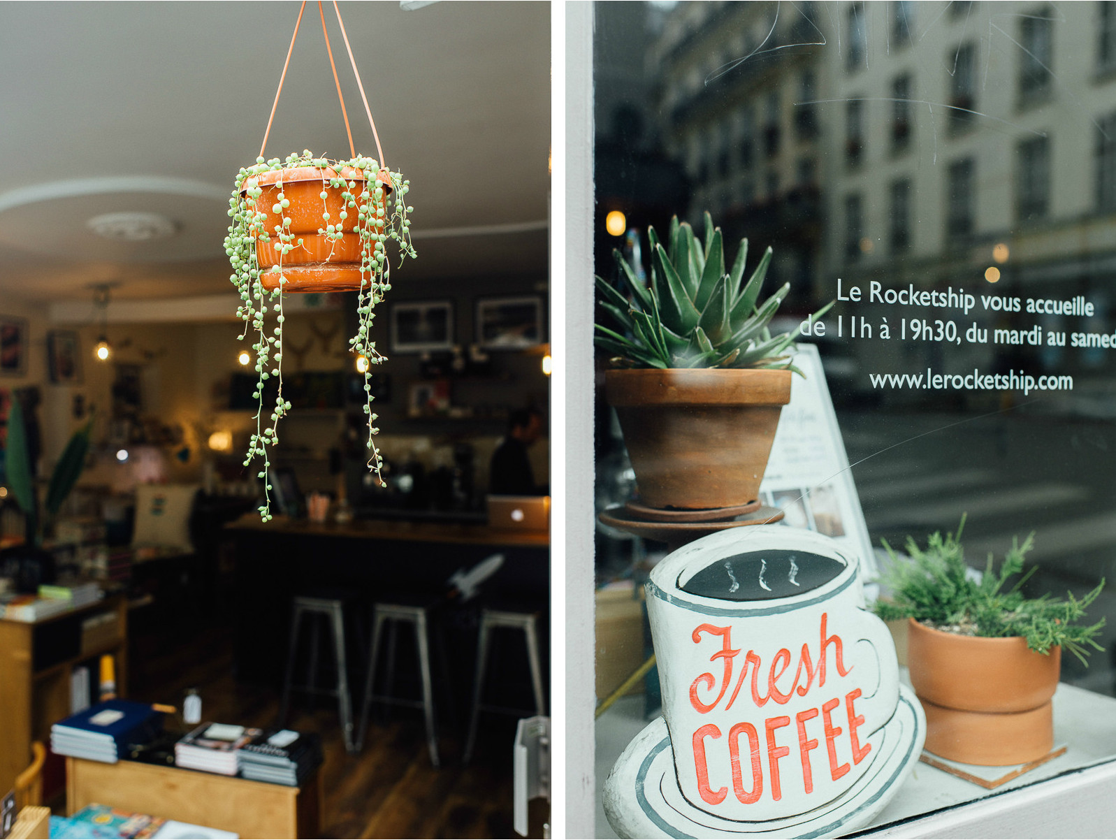 Paris' New Concept Cafés Combine Artisan Coffee with Boutiques