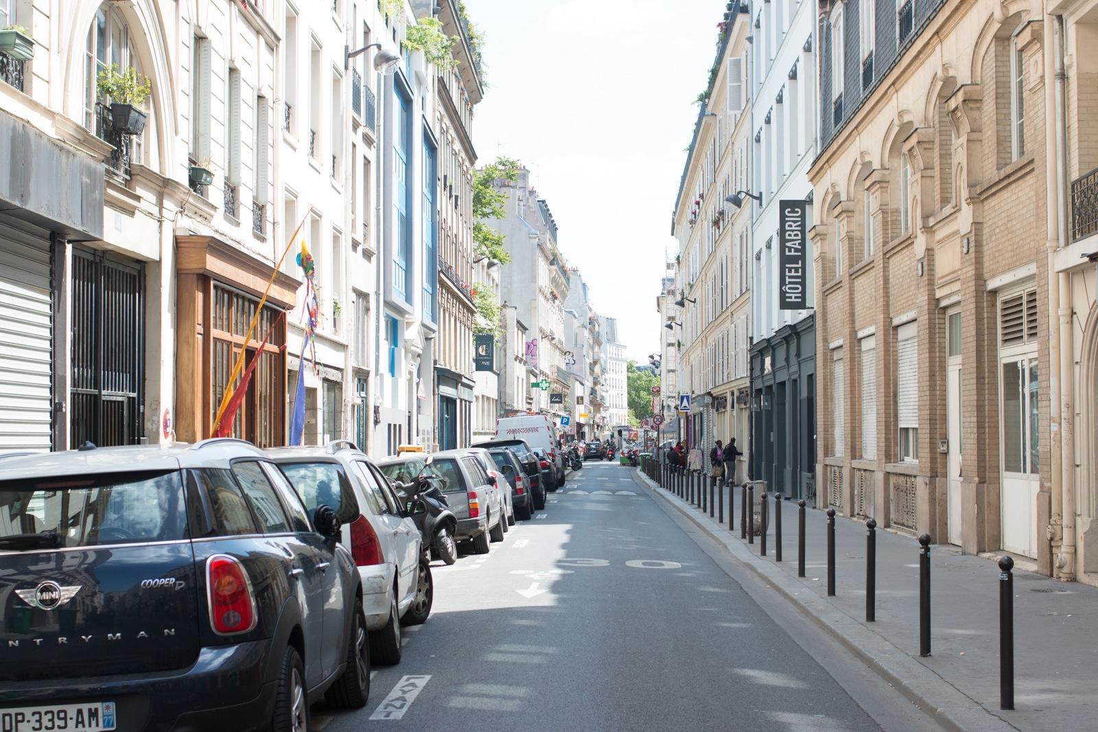 Maison Popincourt strolling paris' still-shifting 11th: rue popincourt & rue de la
