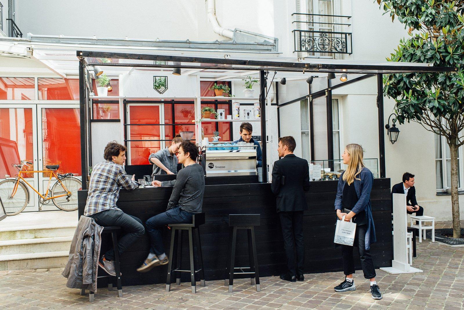 Honor Café: Our Favorite New Paris Coffee Shops