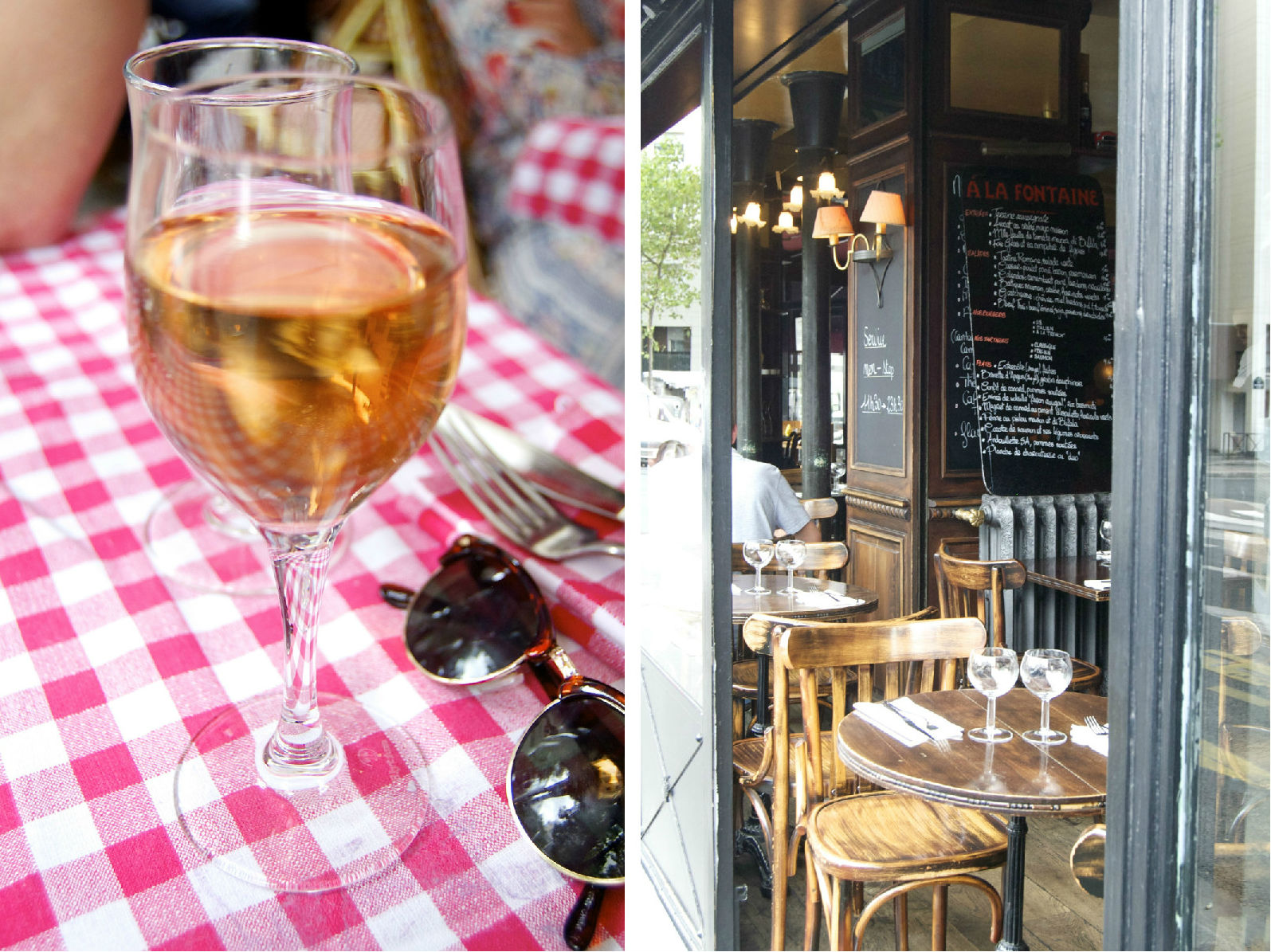 HiP Paris blog. Summer in Paris. Offbeat Romantic Itineraries in the City of Light- Cour Saint Emilion