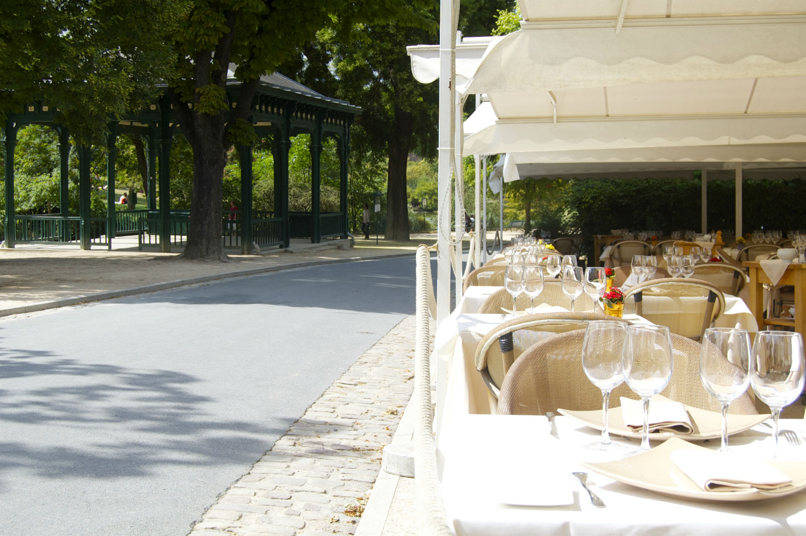 HiP Paris blog. Summer in Paris. Offbeat Romantic Itineraries in the City of Light- Parc Montsouris