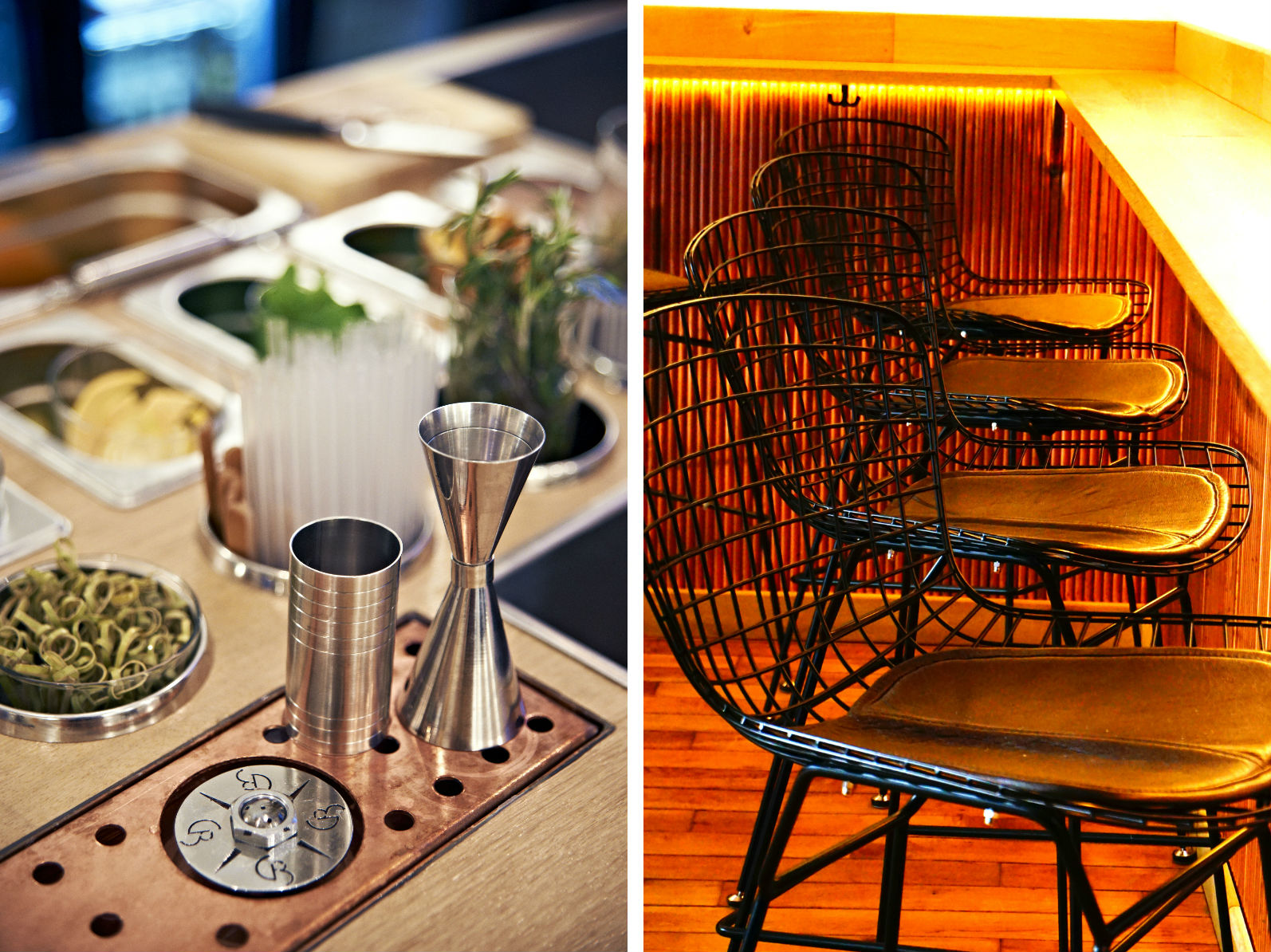 HiP Paris blog. Endless summer at Copper Bay Cocktail Bar in the 10th arrondissement.