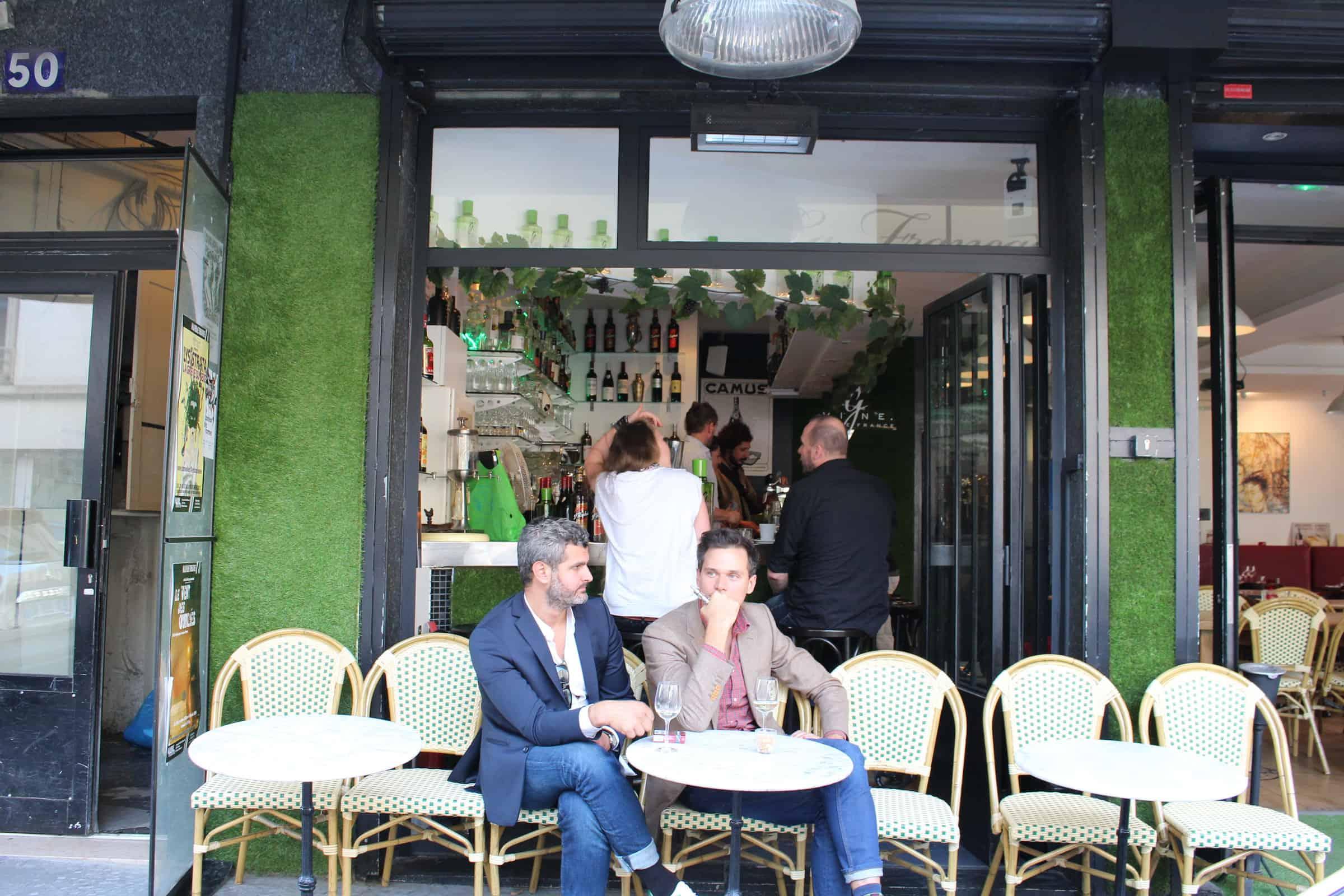 HiP Paris A La Francaise front view