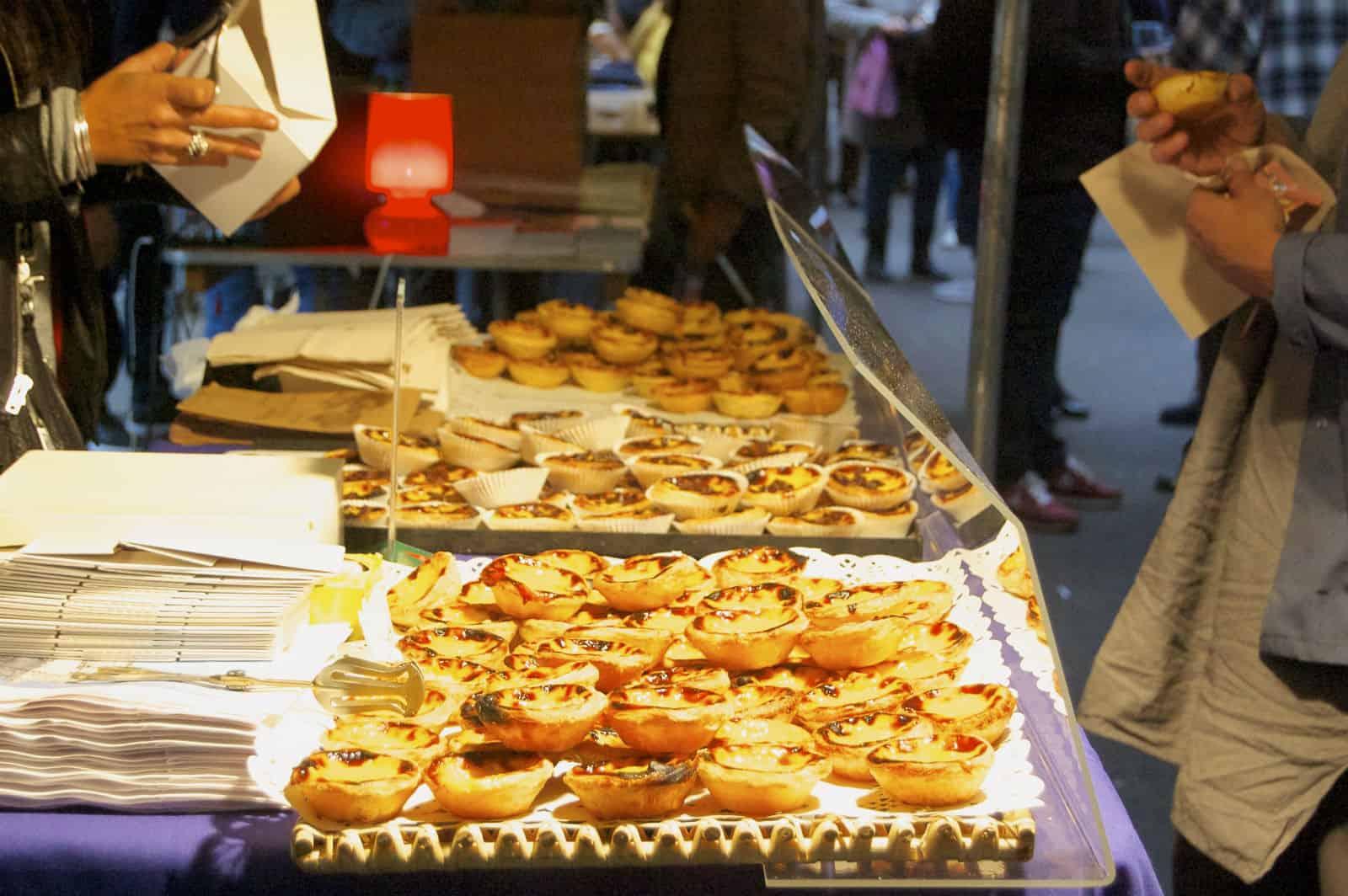 HiP Paris blog. Le Food Market. Tartes to go