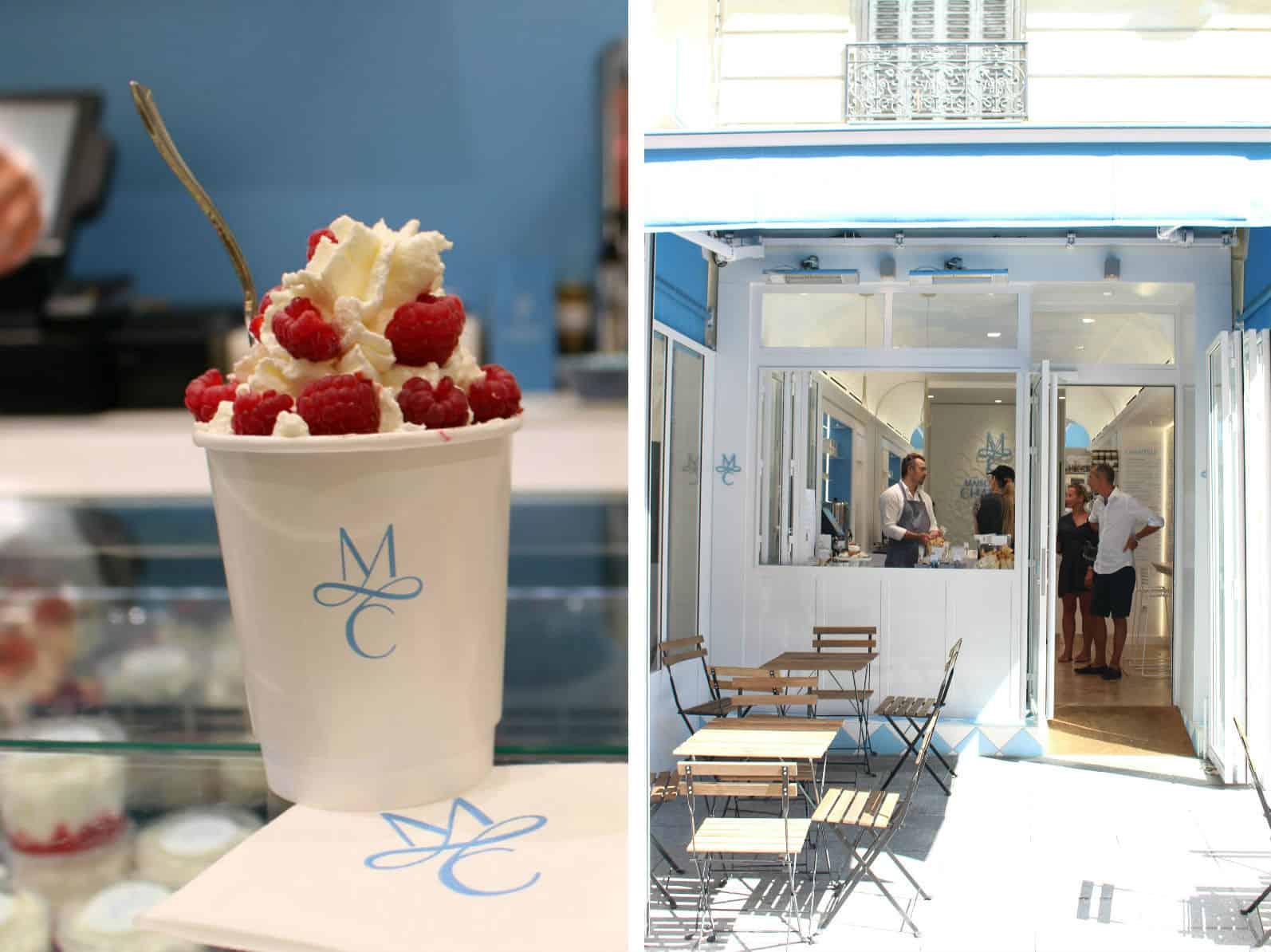 HiP Paris blog. Maison de la Chantilly. Treats and seats