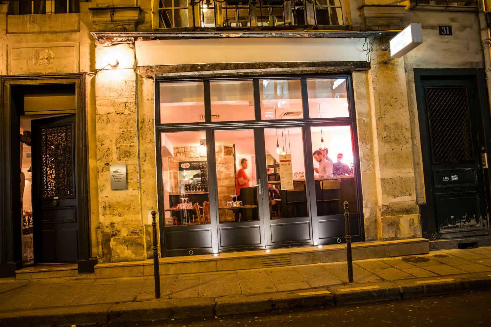 HiP Paris Les Pinces exterior