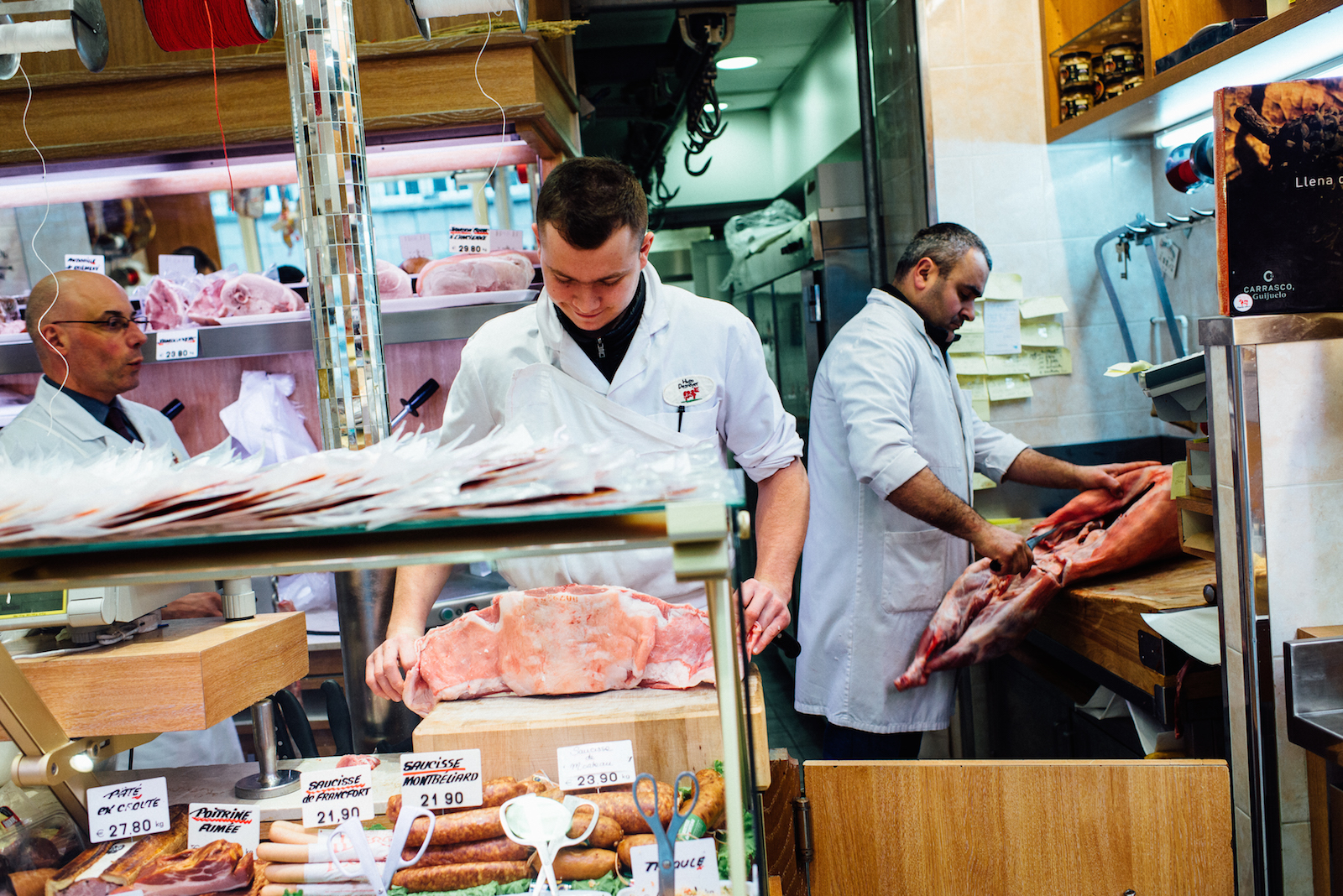 On the hunt for Paris' best butchers. Here are some of our favorites.