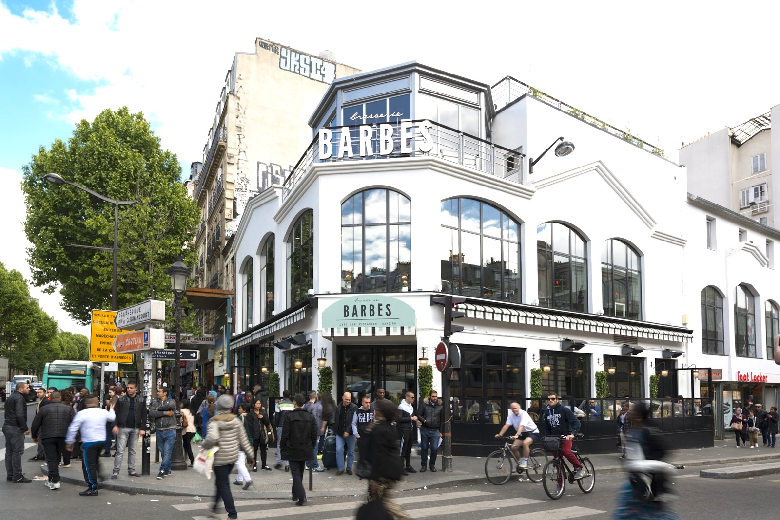 Cafe Barbes Paris