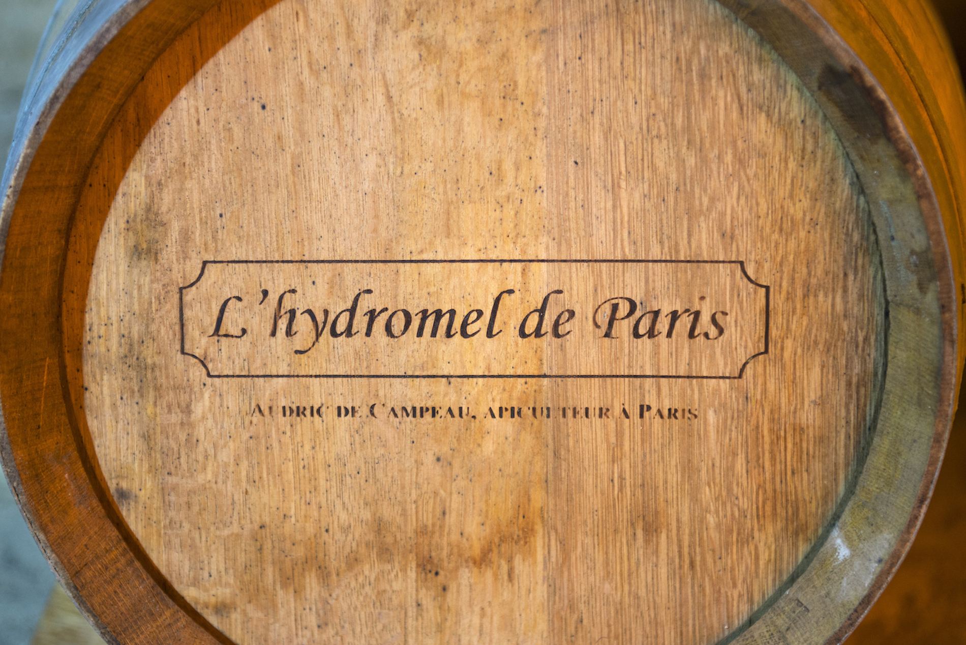 A cult beverage in Paris: Hydromel de Paris