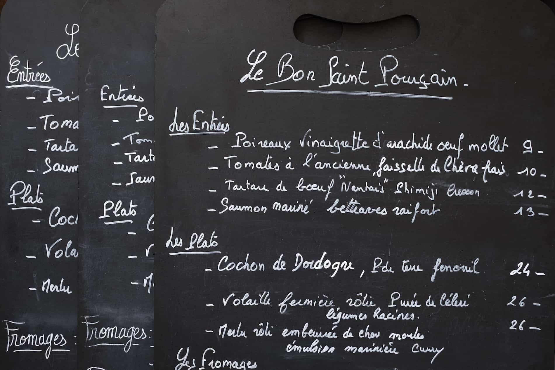 Hip Paris Blog 187 Le Bon Saint Pour 231 Ain Back With New