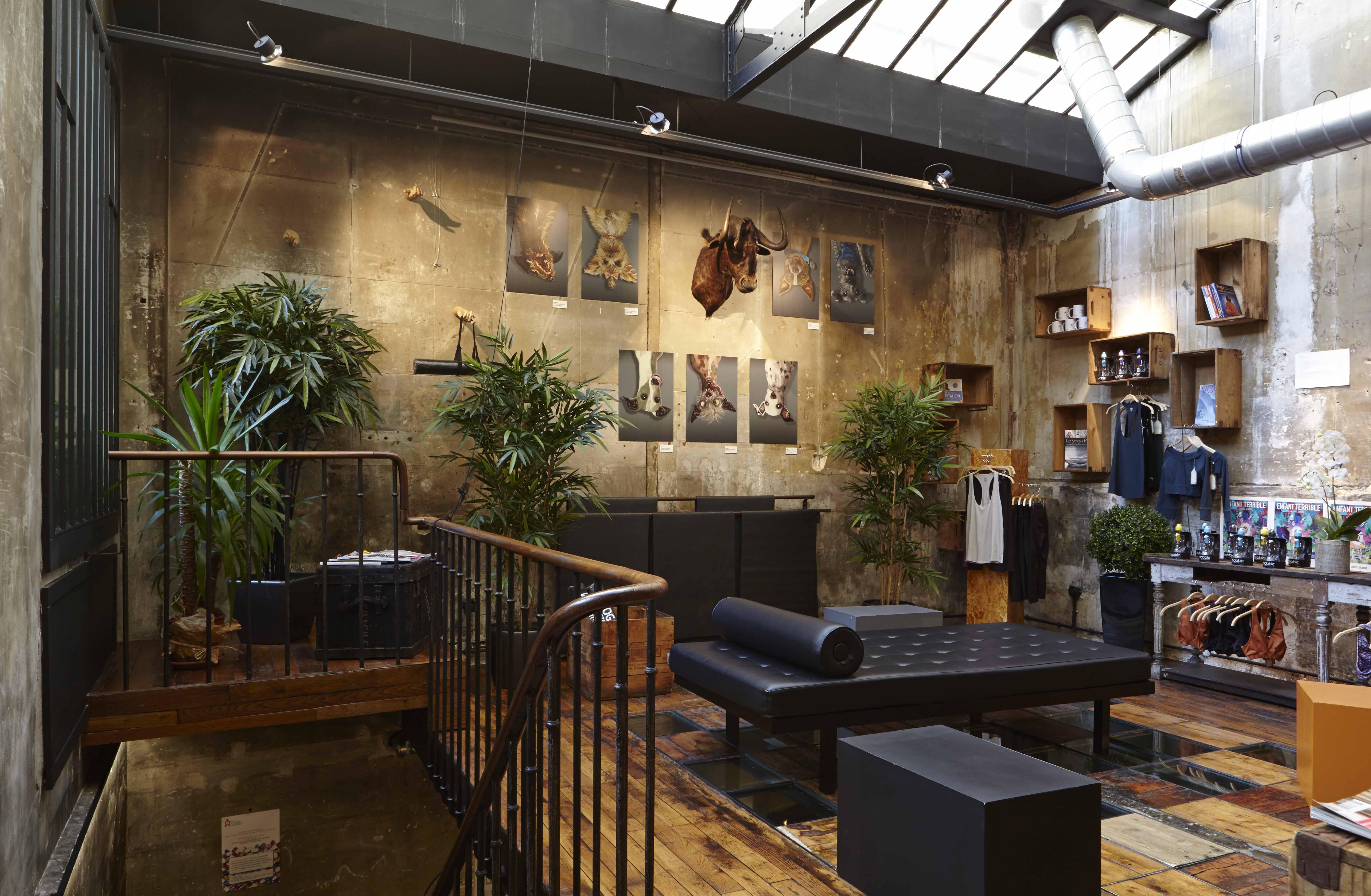 Paris's Best Yoga Studios by The Hip Paris Blog  YOGA  ~ Gym Bois De Boulogne