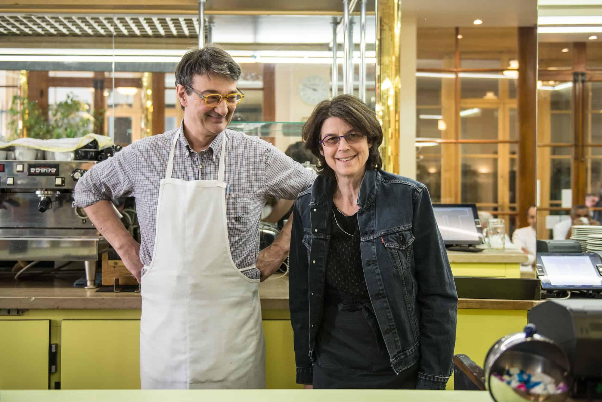Le Bougainville: Unfussy French Cooking near Place de la Victoire in Paris