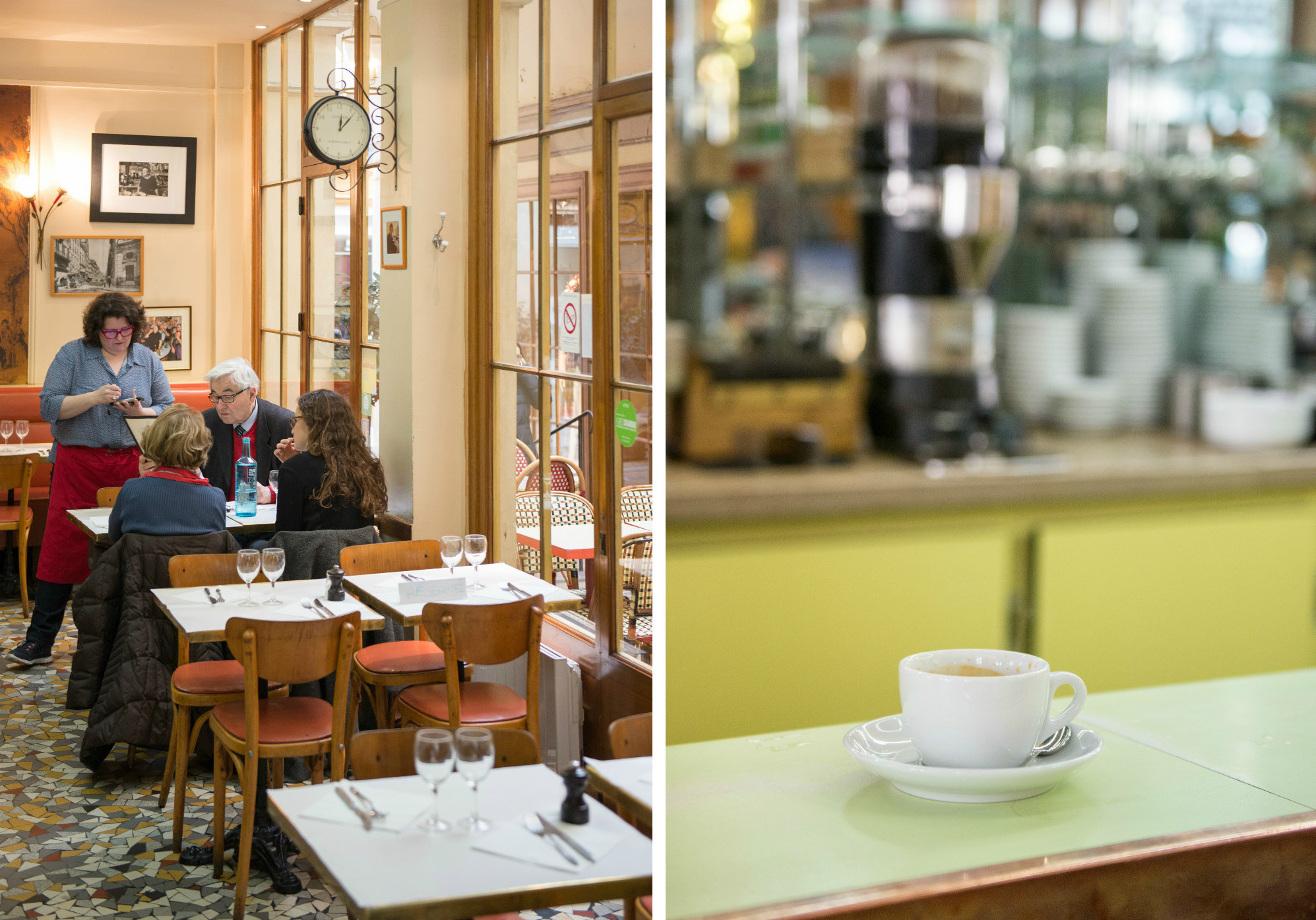 Le Bougainville: Unfussy French Cooking near Place de la Victoire in Paris