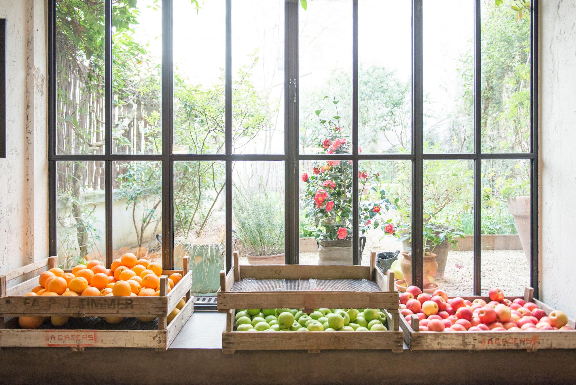 HiP Paris Blog » La Cantine de Merci. Lunch in Paris\' Trendiest ...