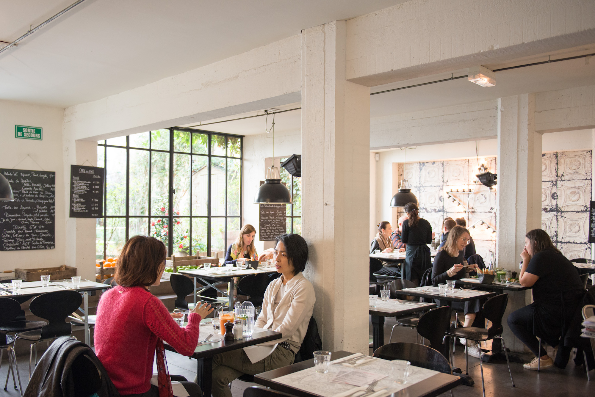 La Cantine de Merci: Light Lunch in Paris' Premier Concept Store