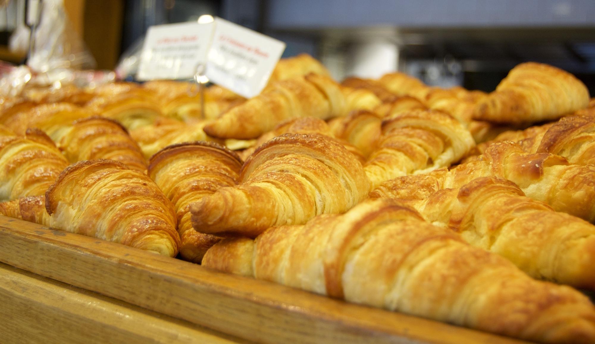 Croissants, Comptoir Gana