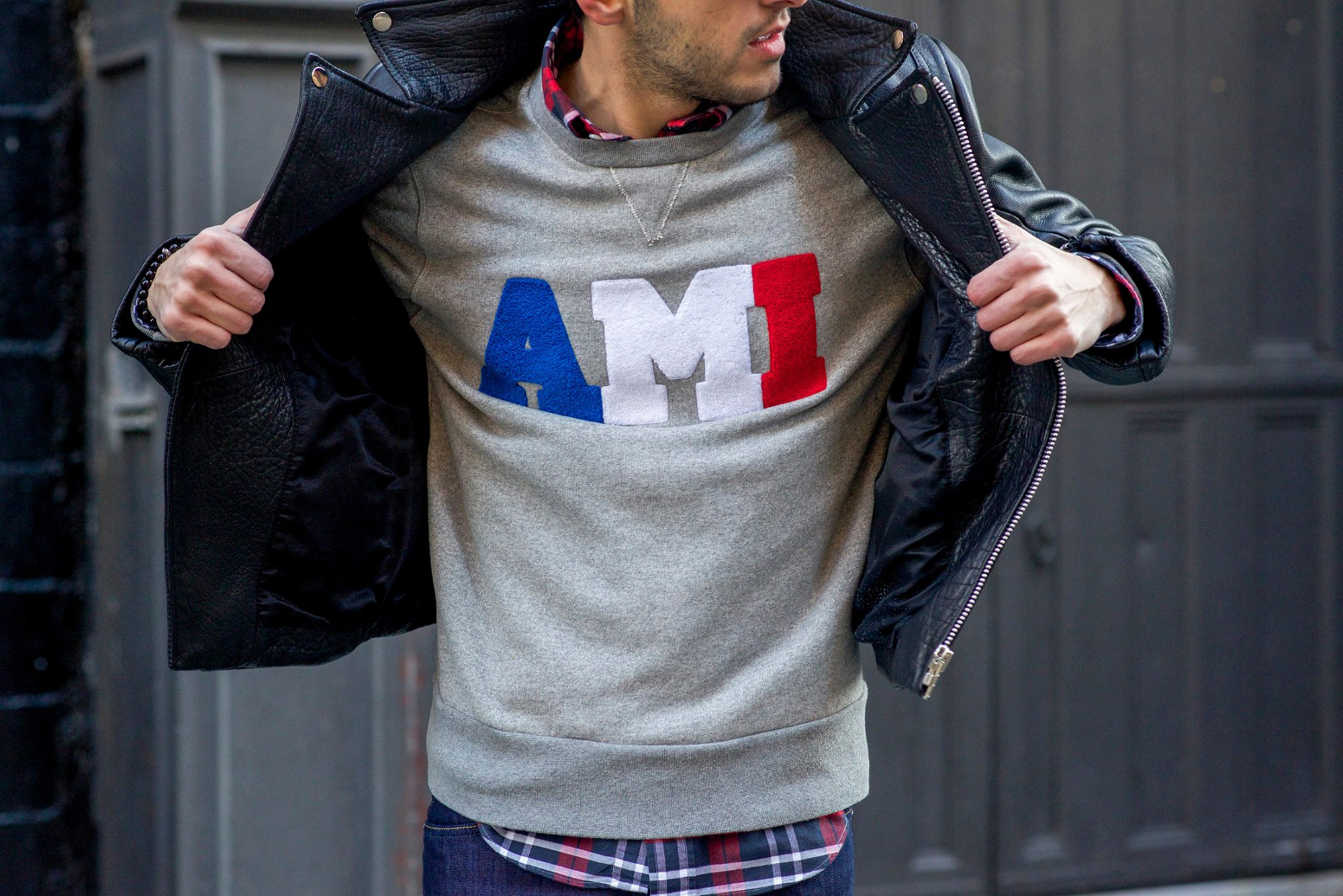French menswear brand AMI