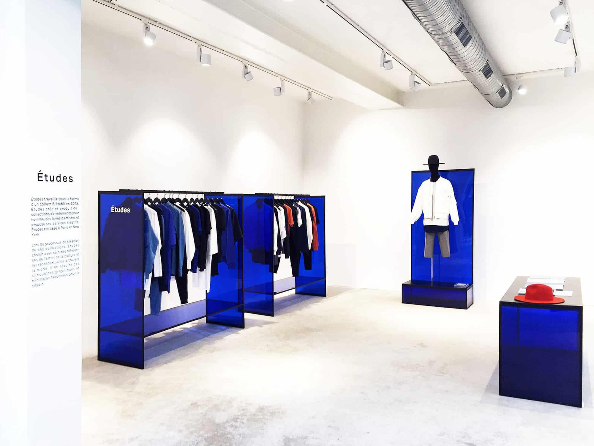 French menswear brand Études Studio