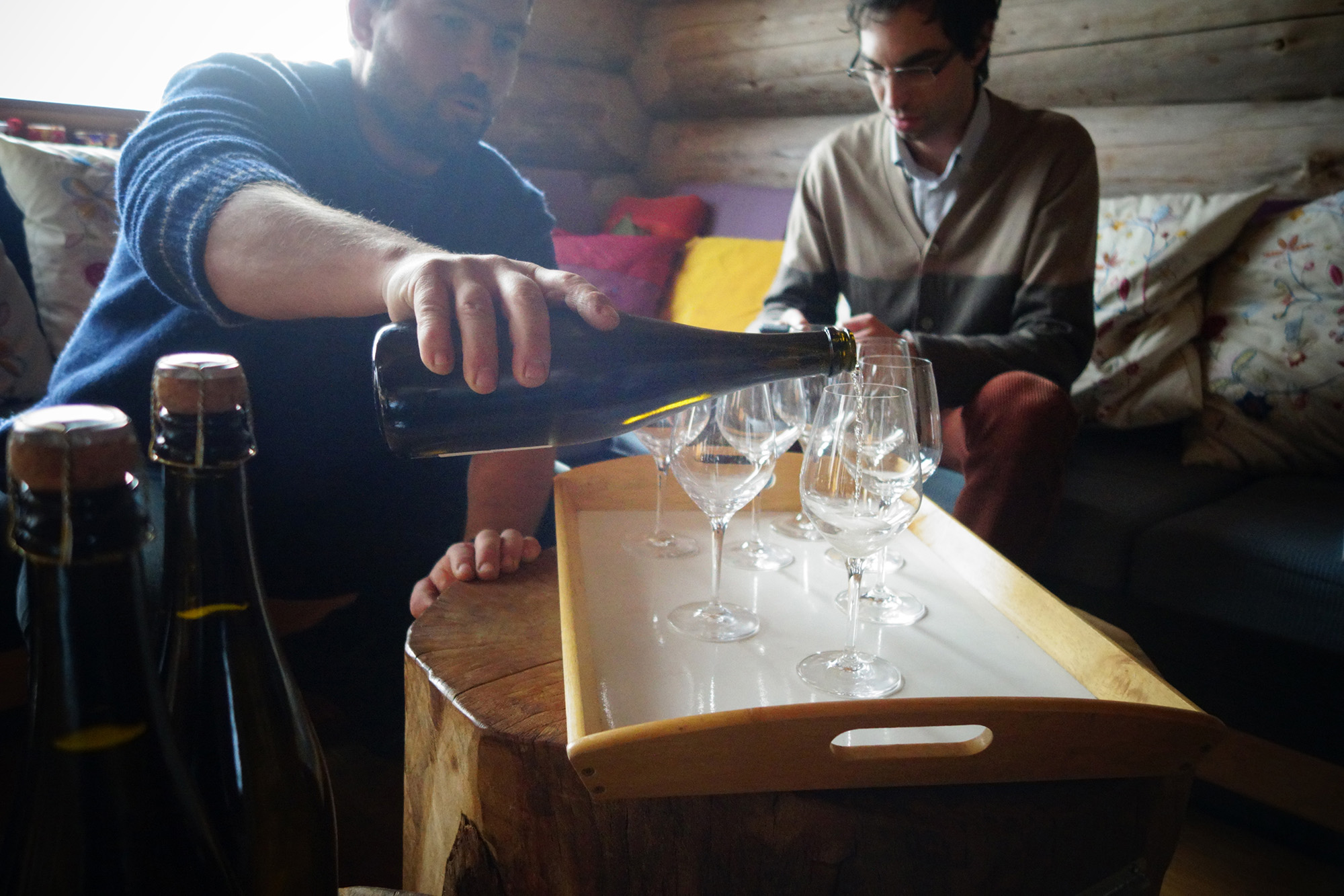 Interview with Josh from Paris Wine Company, Wine Weekend Day Trip Giveaway