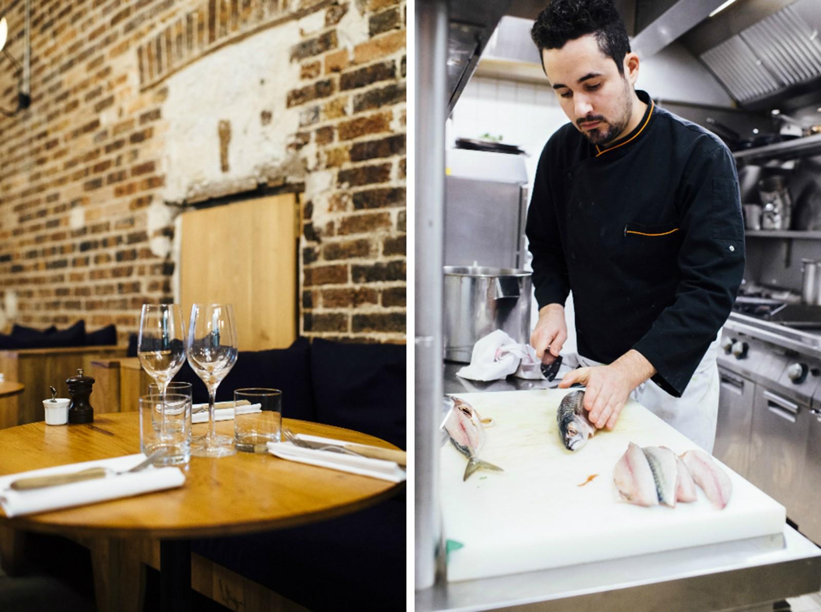 Le Mordant Restaurant in Paris' Upcoming 10th Arrondissement