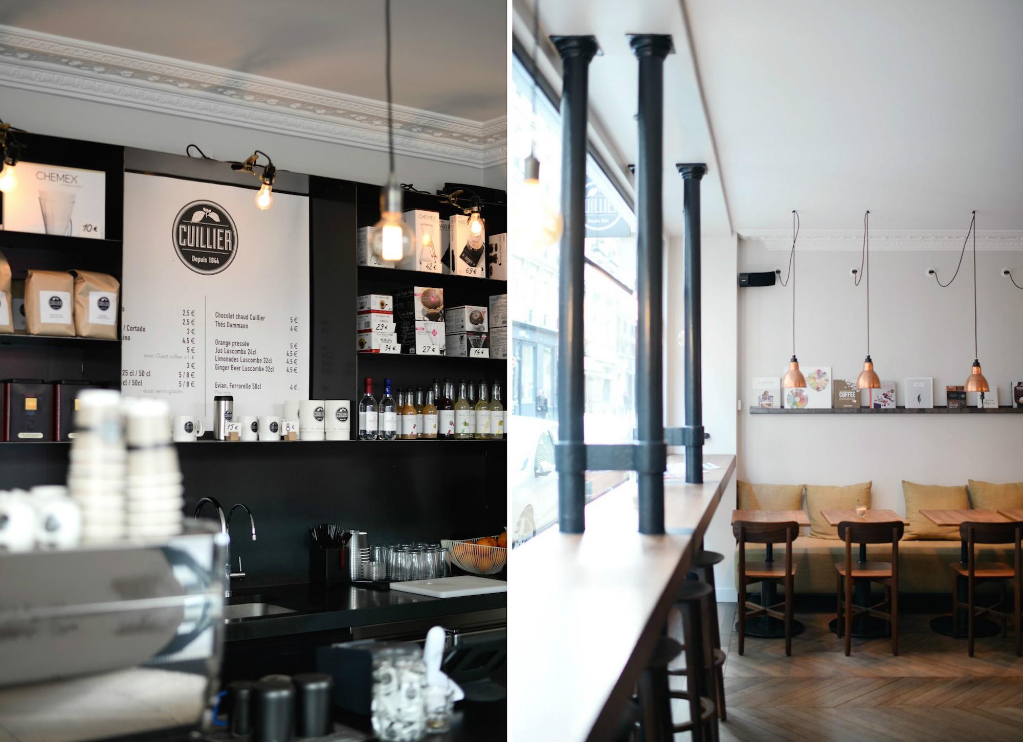 Cuillier Cafe Montmartre