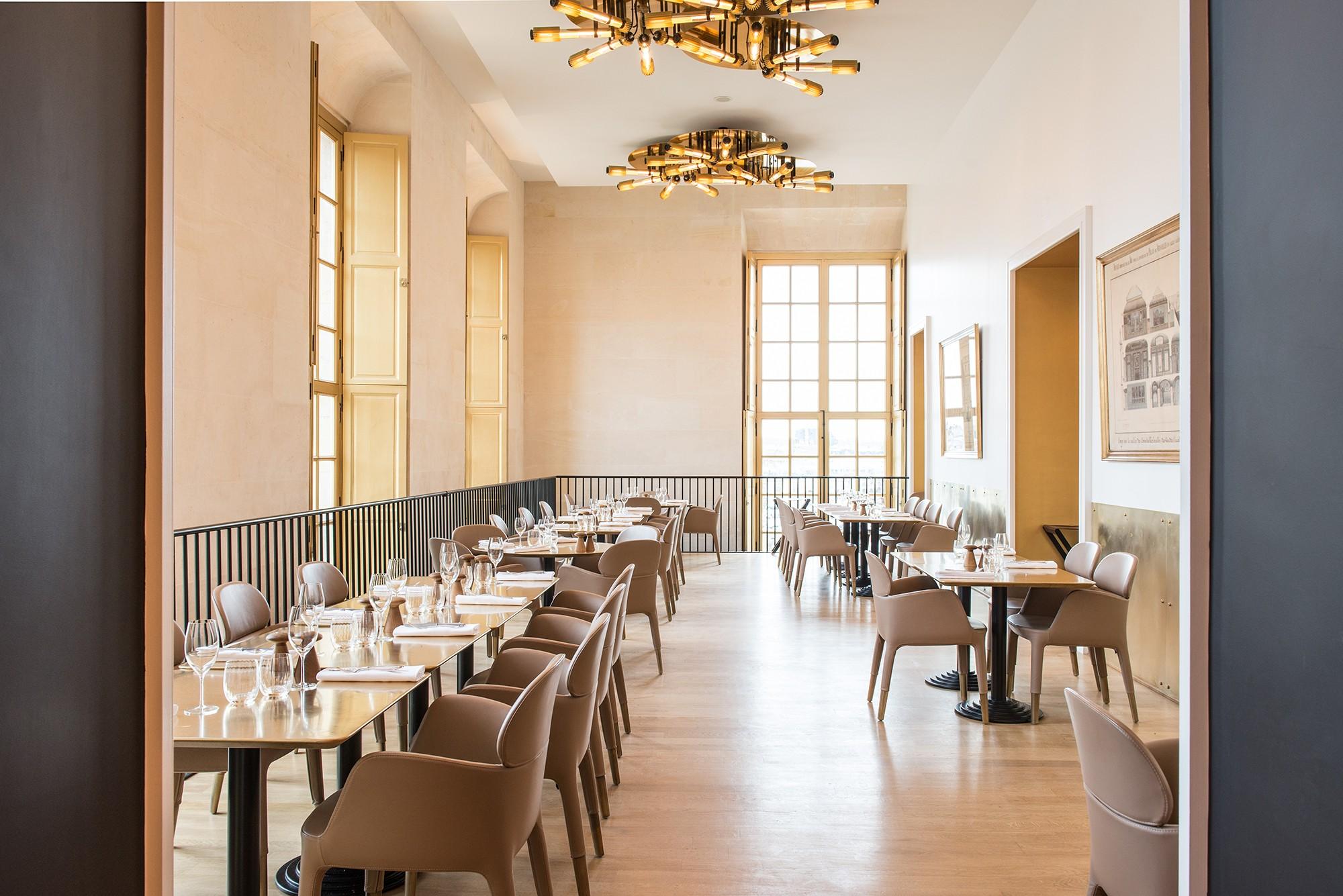 Ore Restaurant by Alain Ducasse