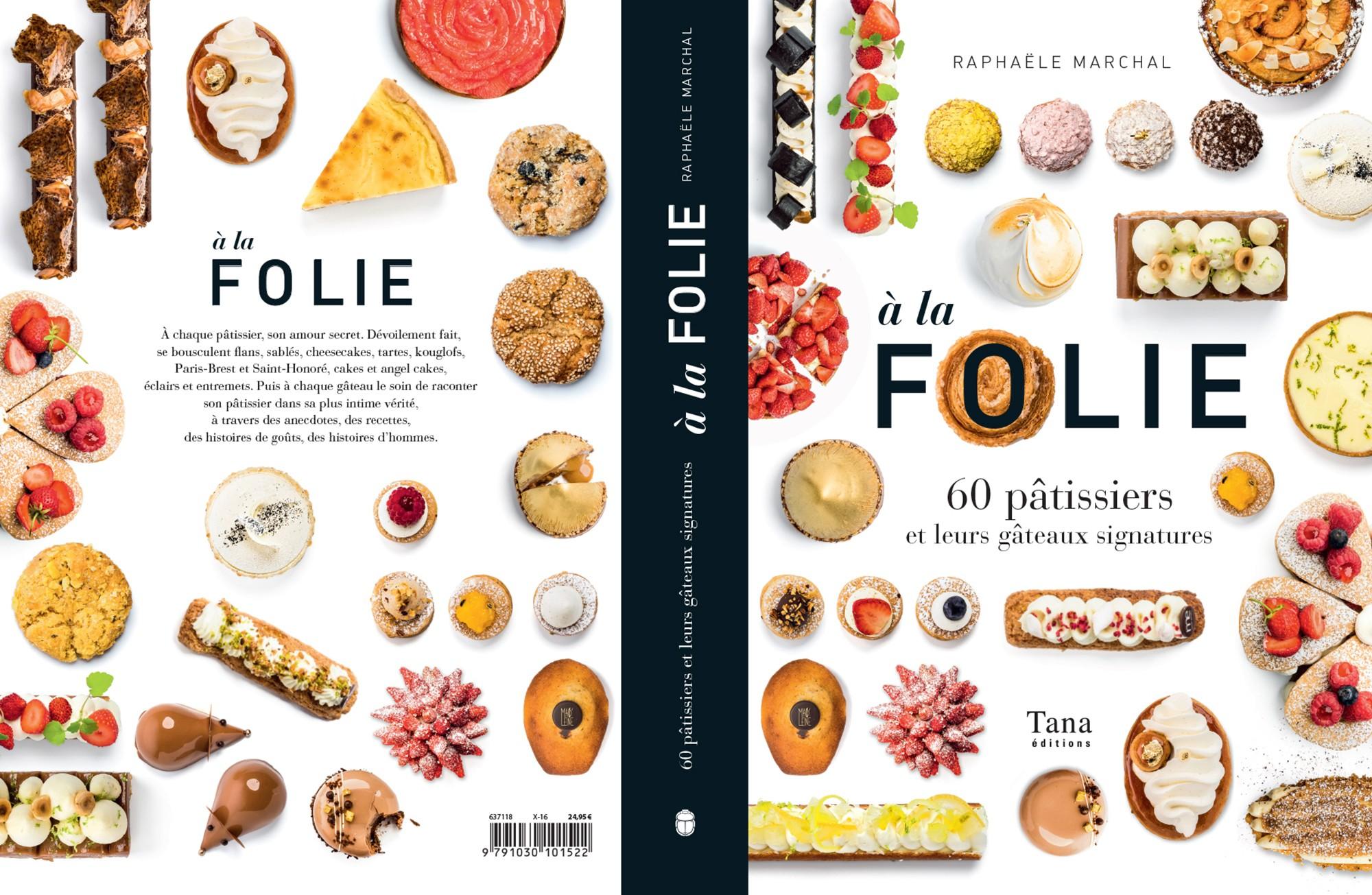 Raphaële Marchal A La Folie Book
