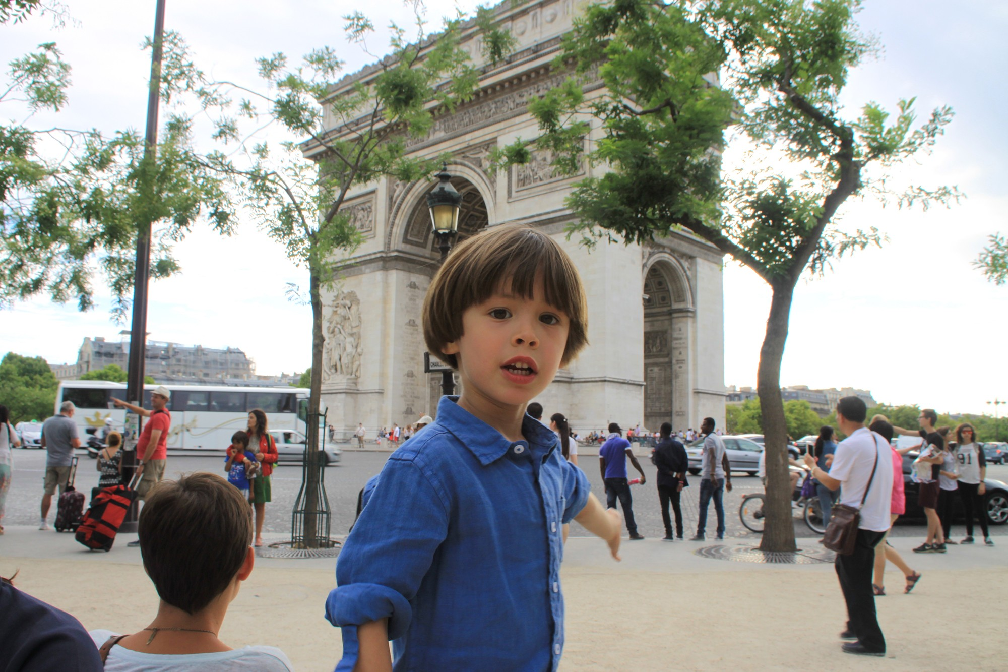 Paris with Kids