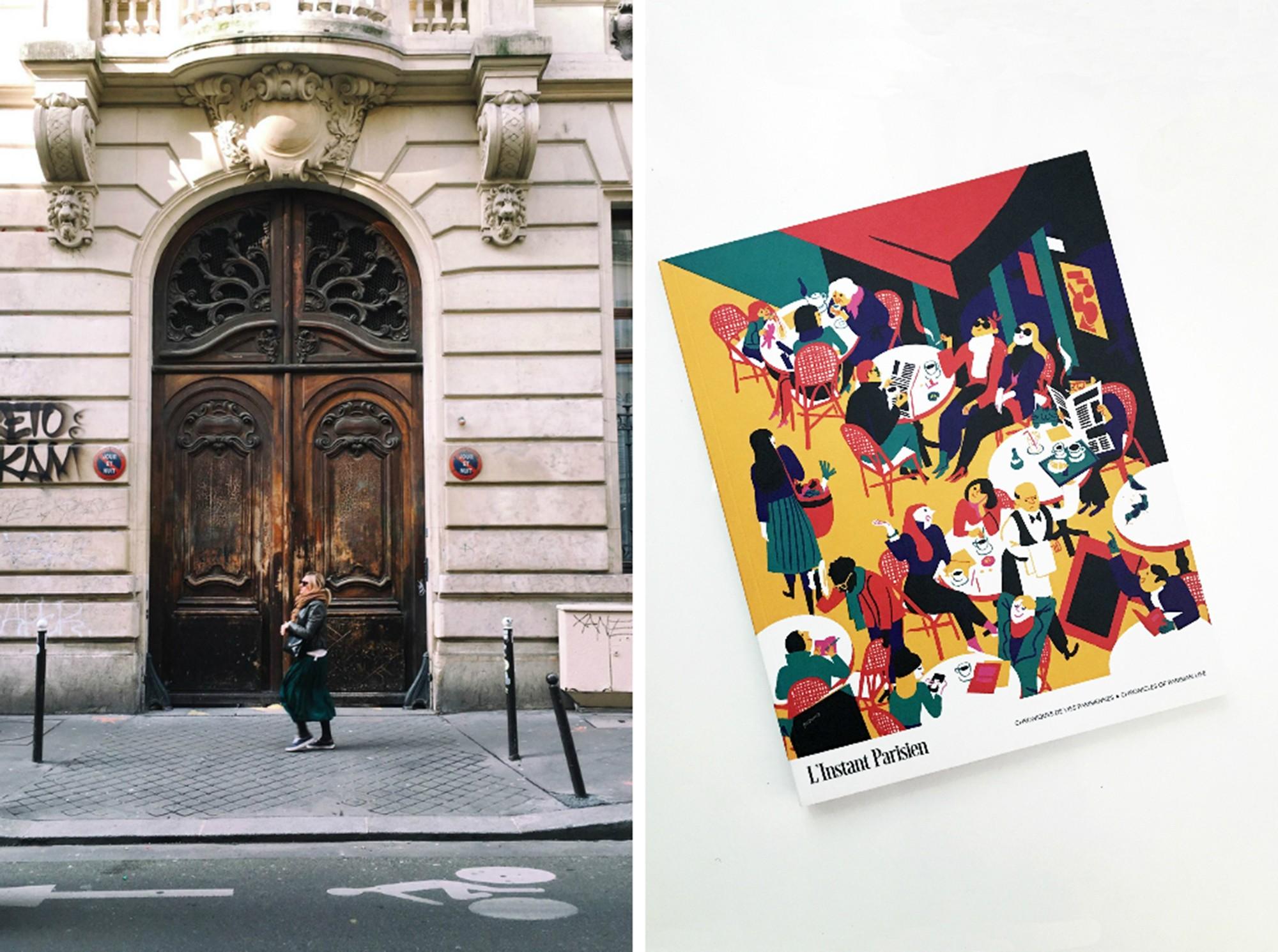 HiP Paris Blog, L'Instant Parisien, Chronicles of Parisian Lives