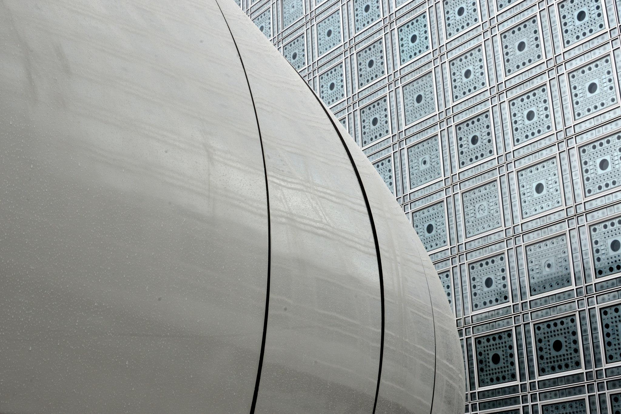 HiP Paris, Institut du Monde Arabe, Simon Blackley