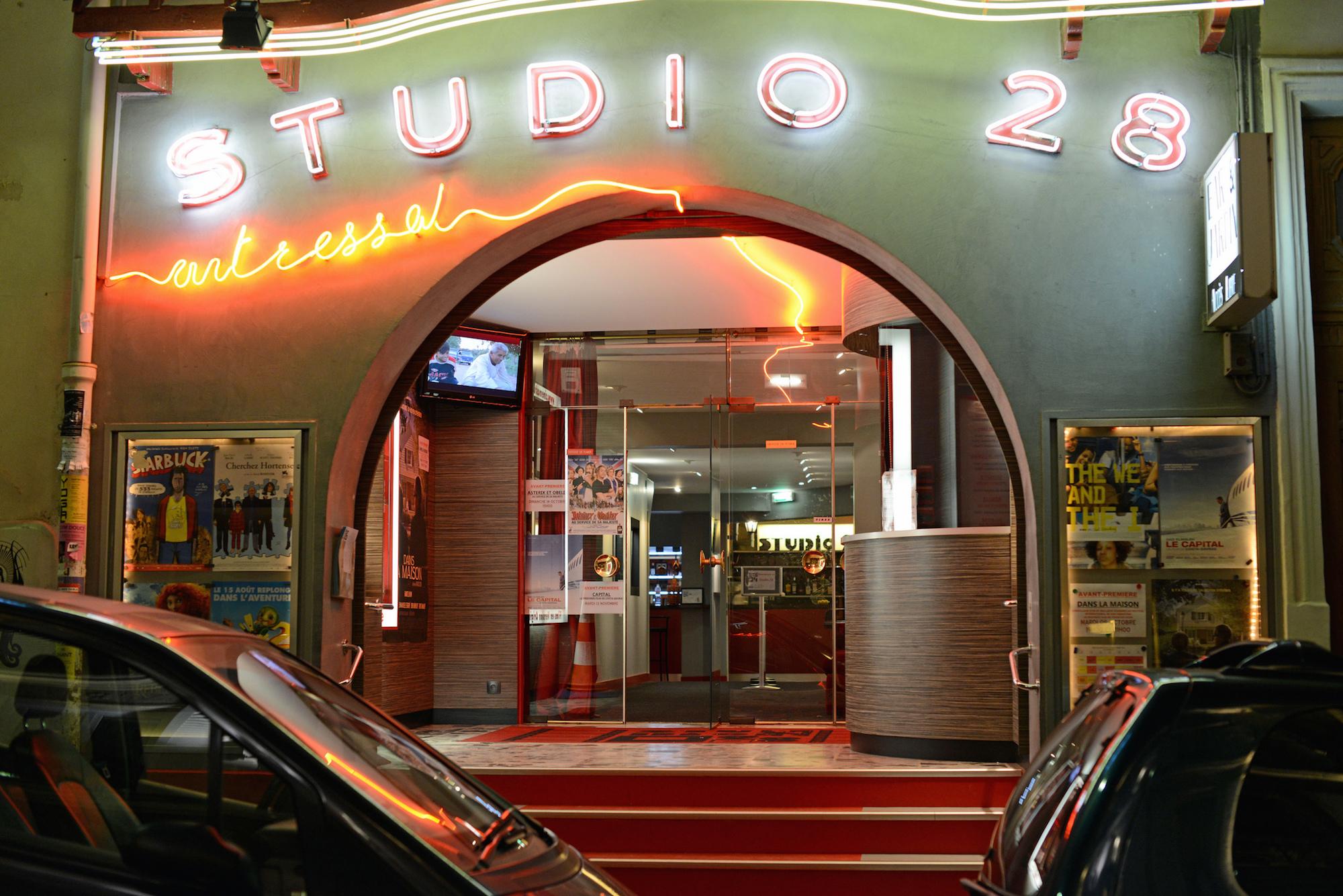 HiP Paris, Studio 28, sonofgroucho