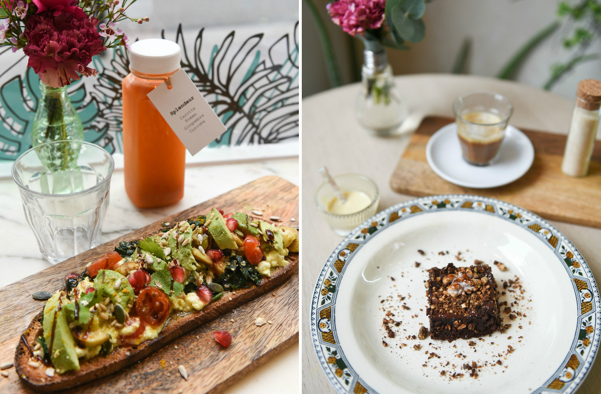 Veggie-friendly Dining at Paris' Abbatoir Vegetale