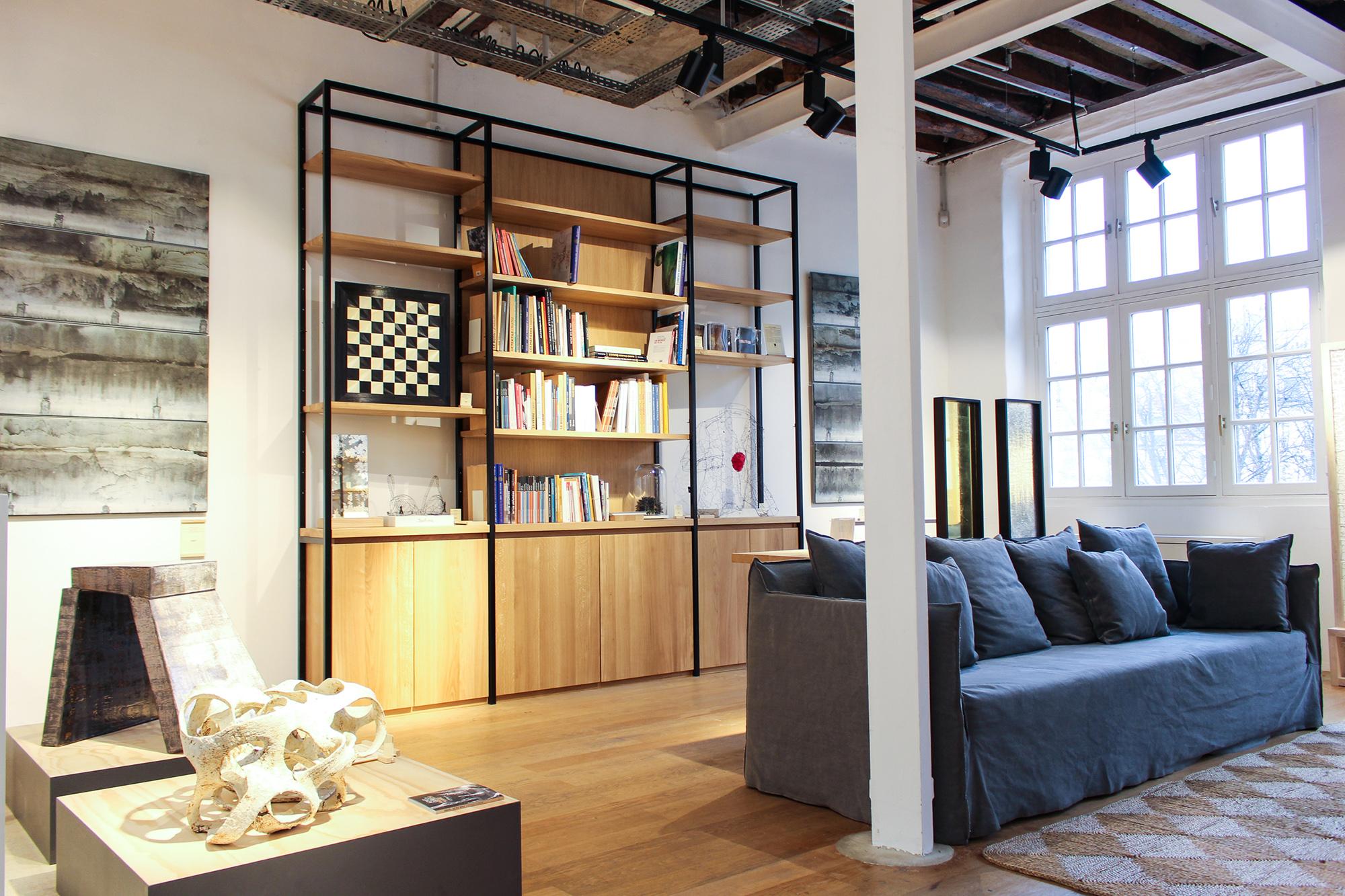 Hip paris blog empreintes a new concept store dedicated to french craftsma - Concept store marais ...