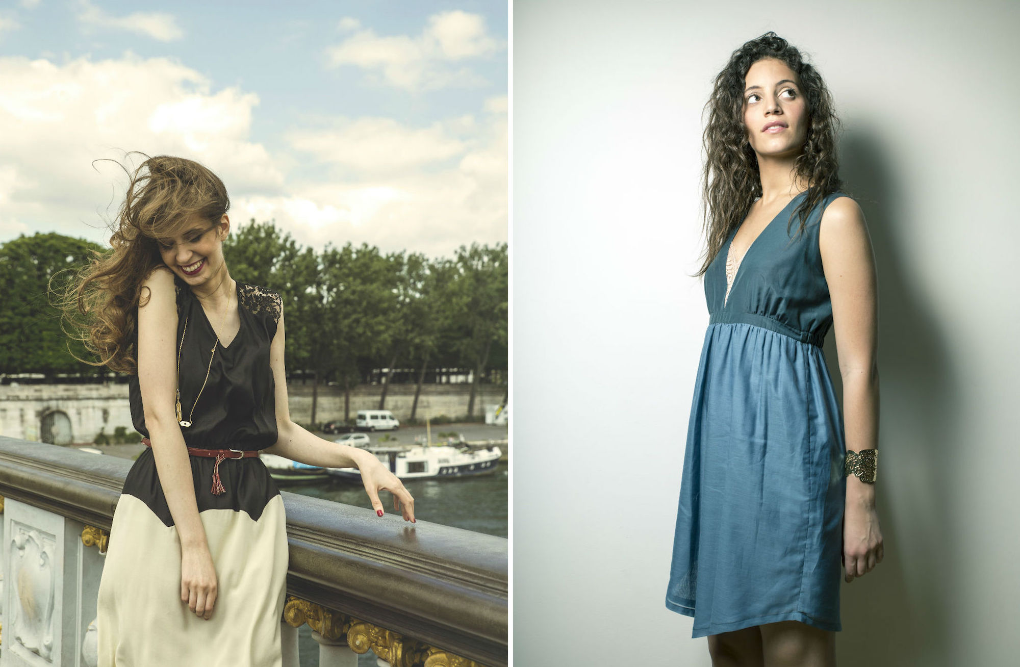 French Desmoiselles, a chic new Paris fashion brand, on HiP Paris