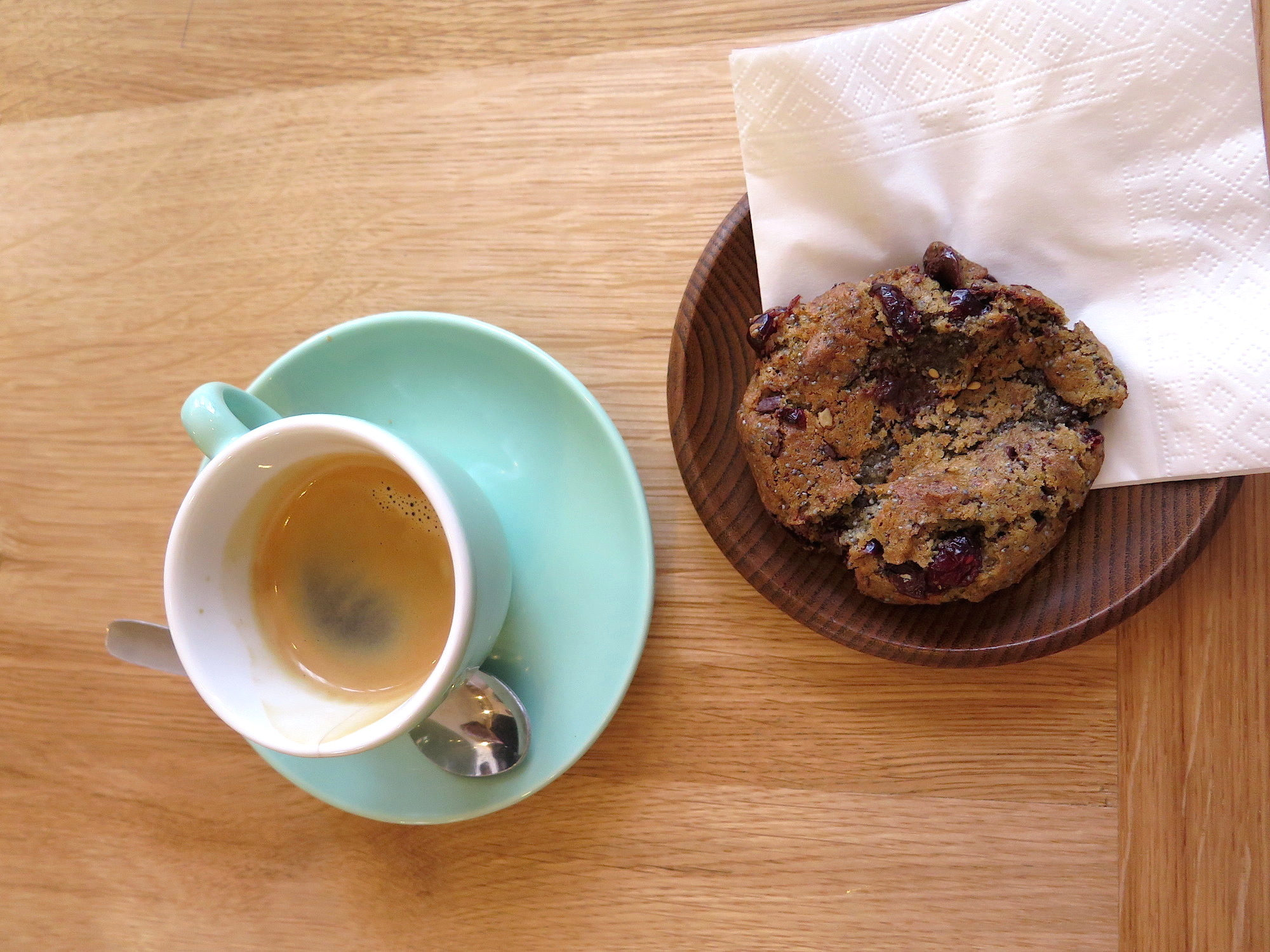 HiP Paris Blog Explores Mokonuts Bakery & Café