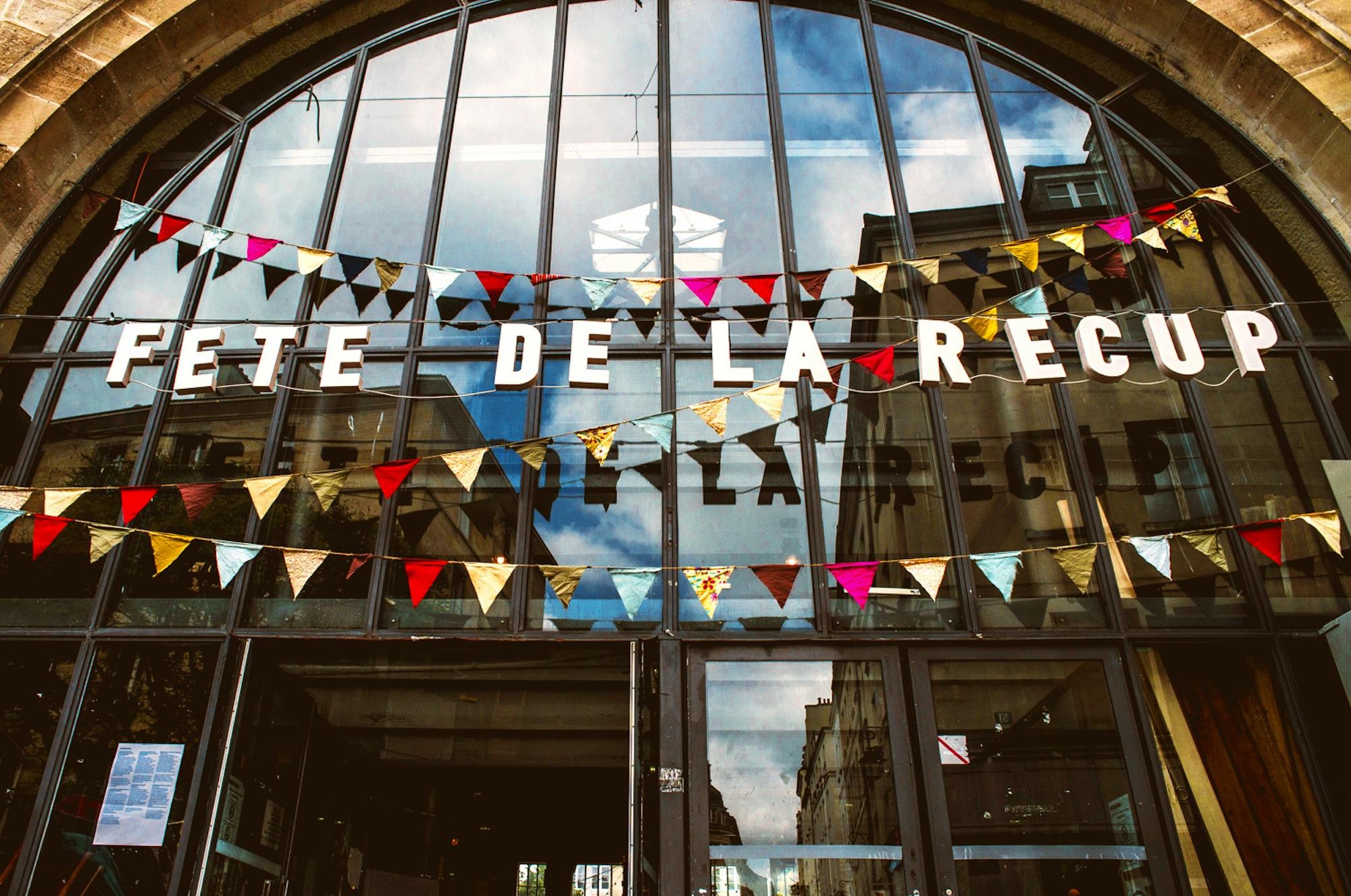 HiP Paris Blog: Fête de la Récup'