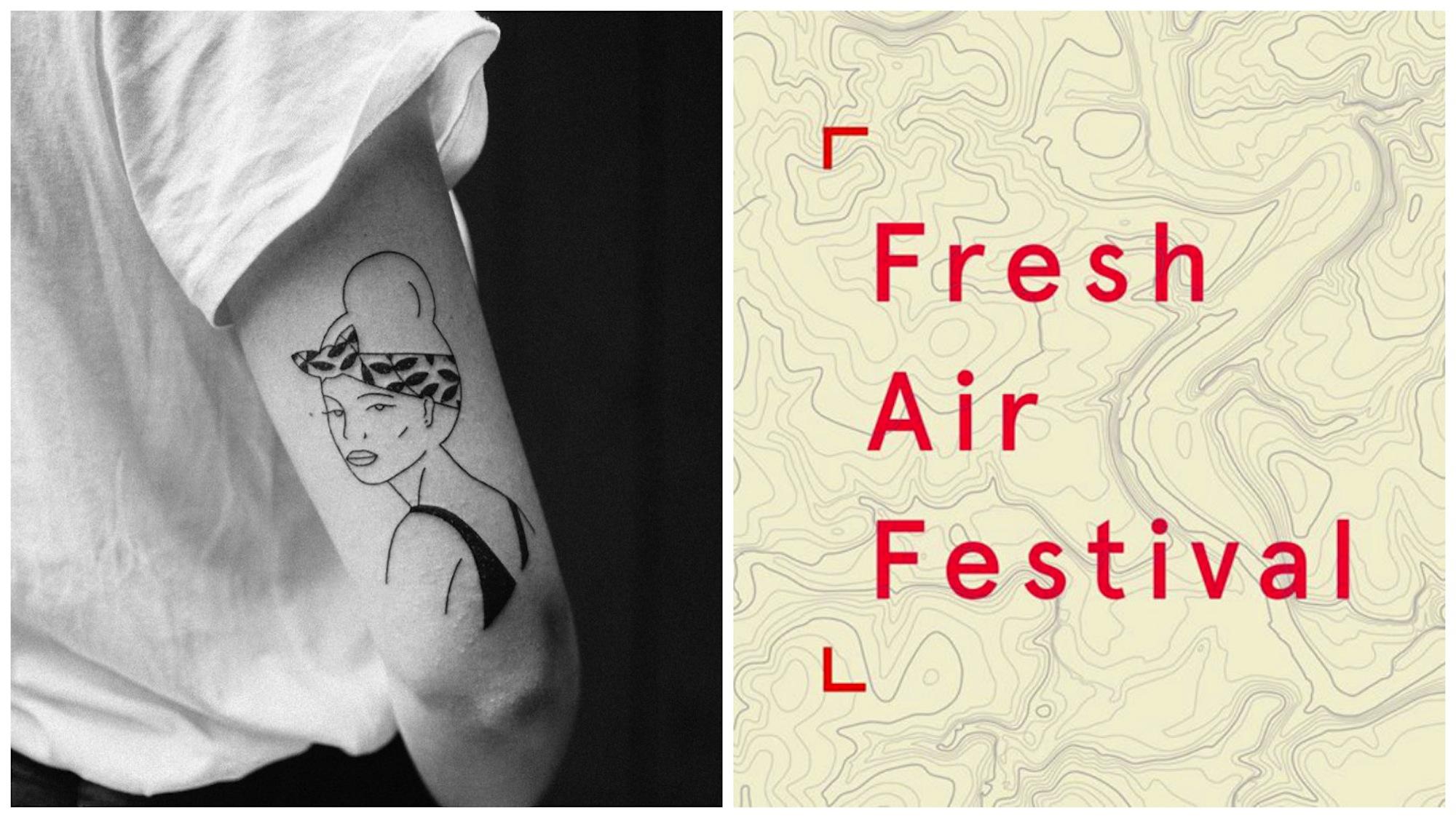 HiP Paris Blog: Fresh Air Festival