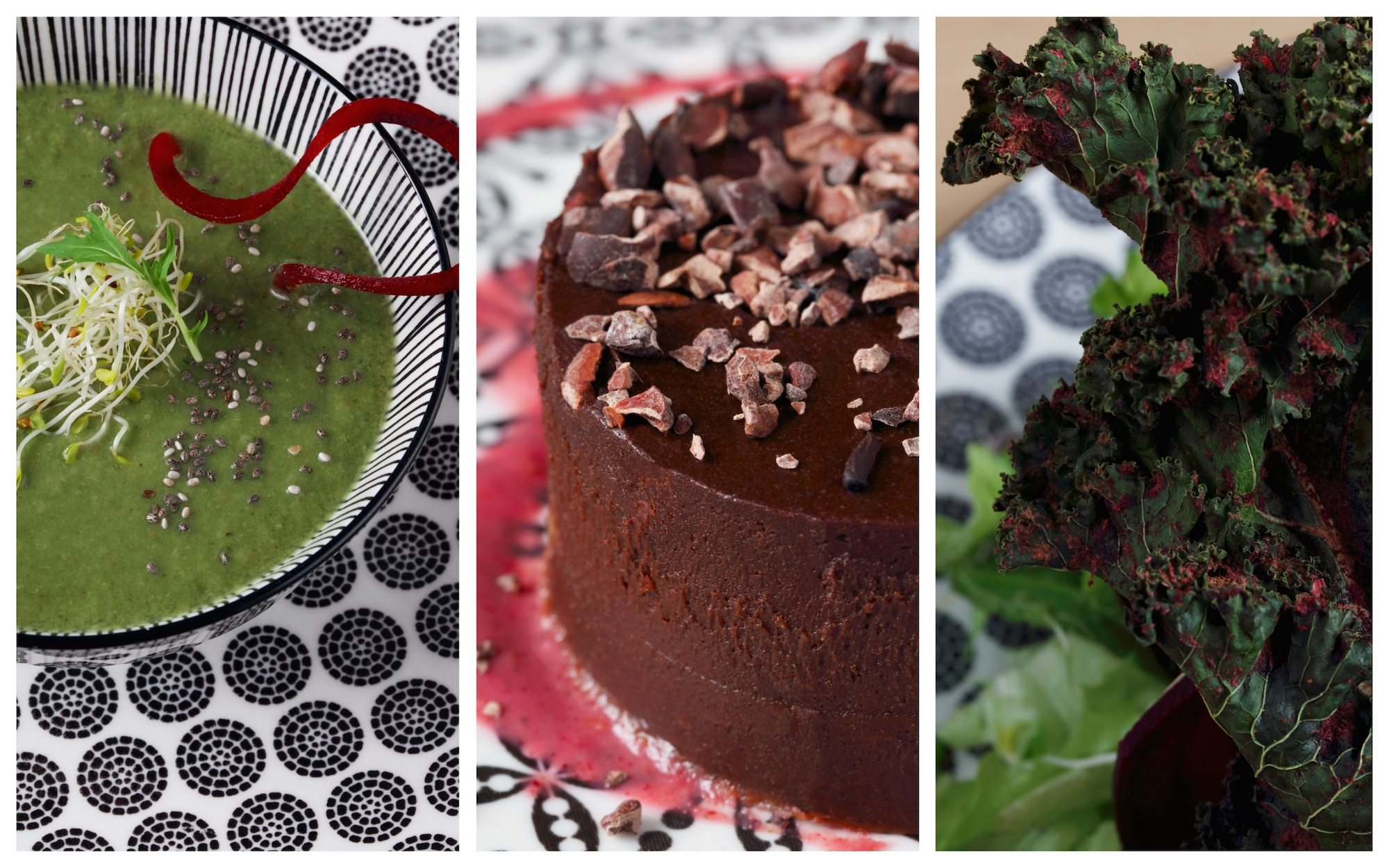 Veggie Magnifique round up of the top vegan spots in Paris for HiP Paris Blog like 5 Lorette for its green soups and chocolate cake.