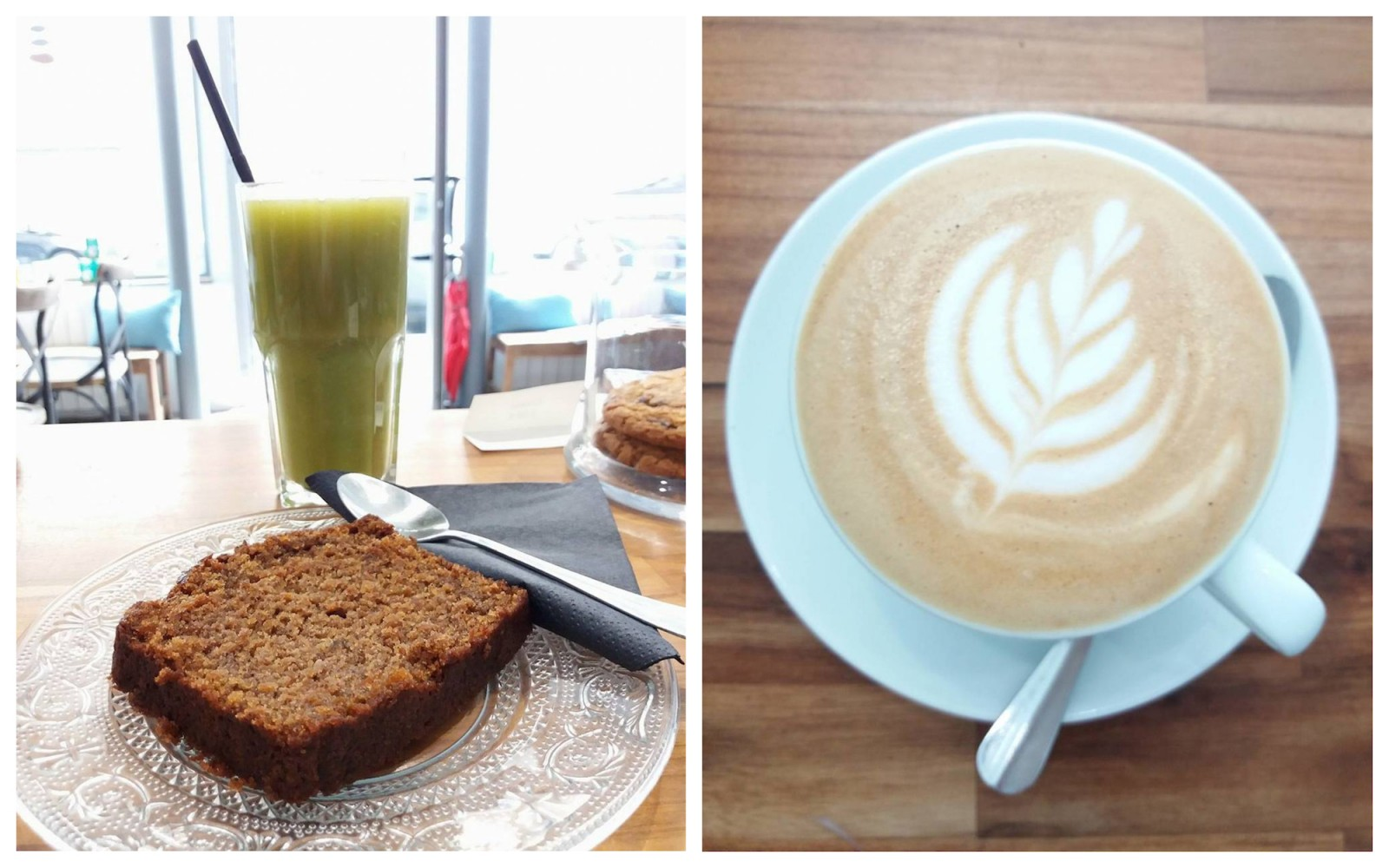 HiP Paris visits Le Cairn - naturopathy and coffee shop