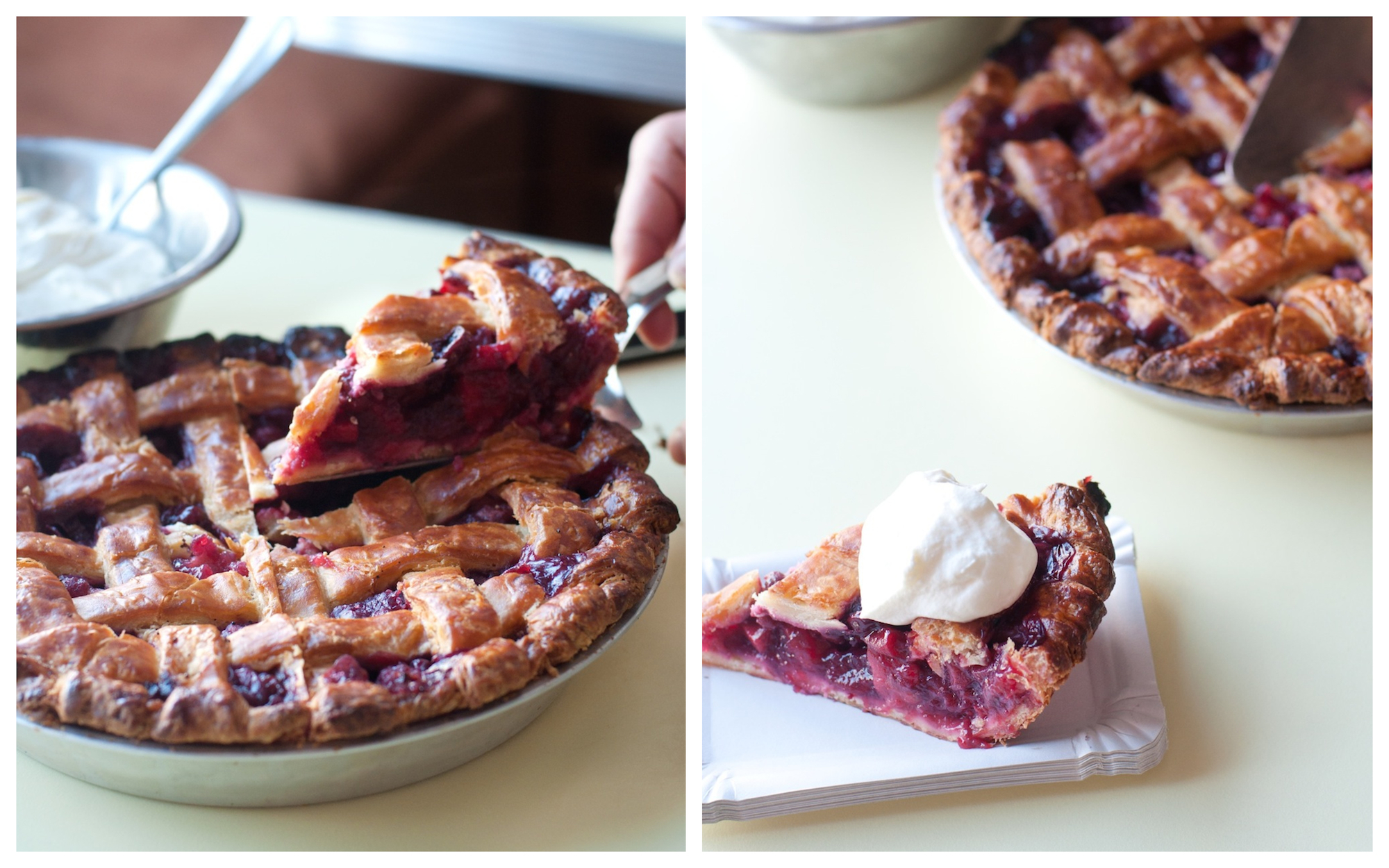 If you like freshly baked tarts, then Bob's Bakeshop is a great place to go for brunch in Paris.