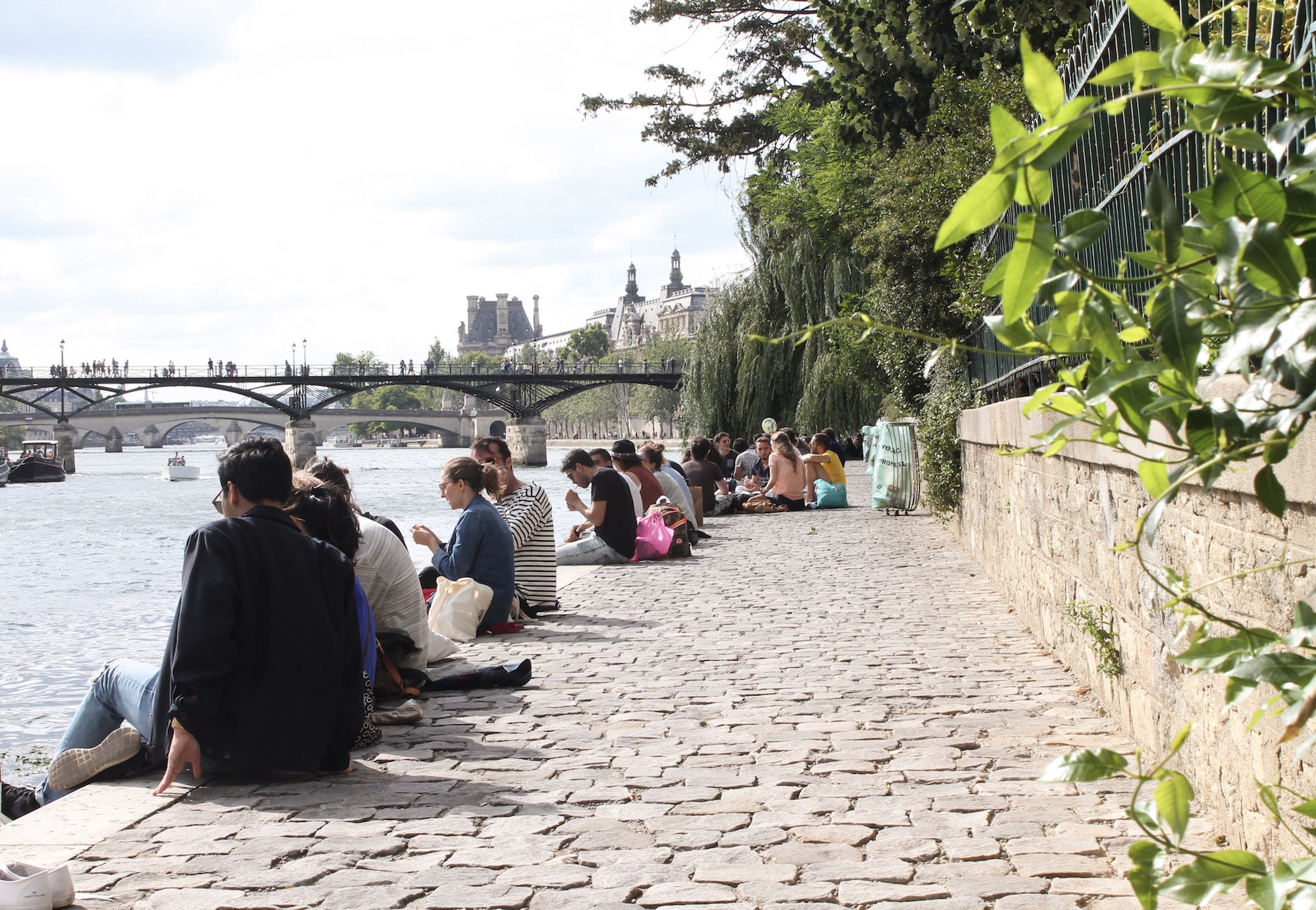 August in Paris: What to do When the Parisians Disappear