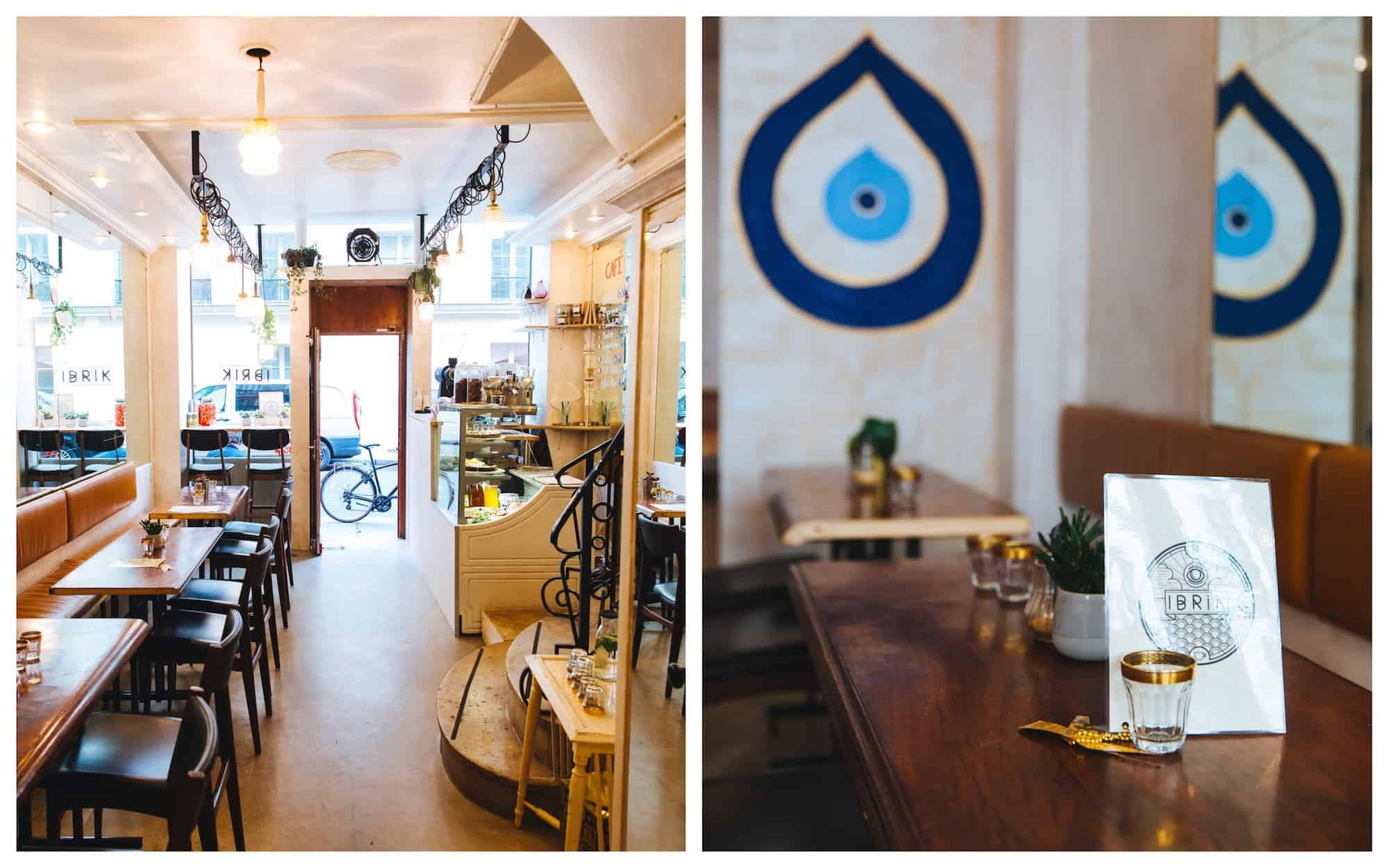 HiP Paris Blog visits Ibrik Cafe