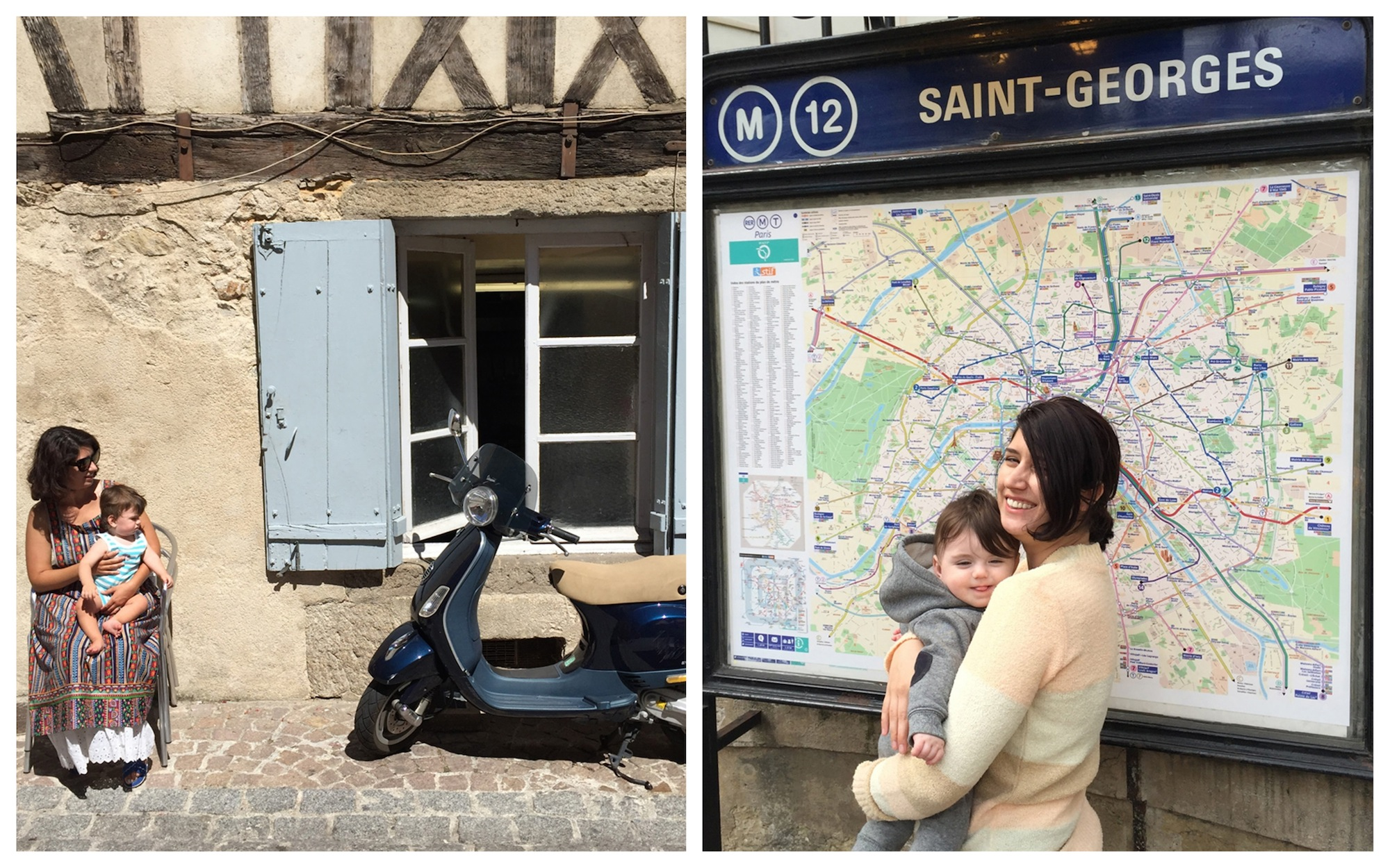 HiP Paris Blog explores the expat mom experience