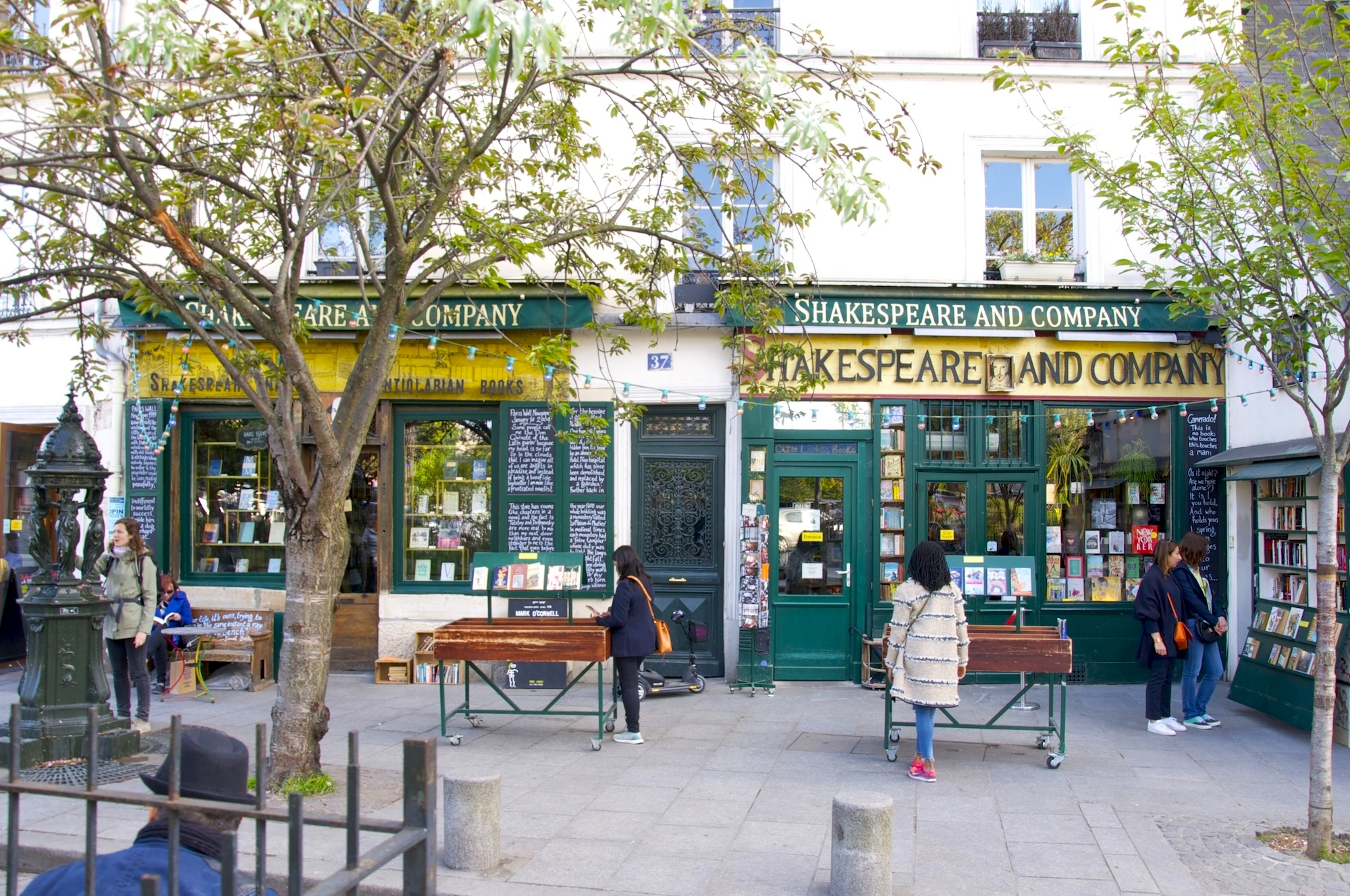 HiP Paris Blog explores moving to Paris alone